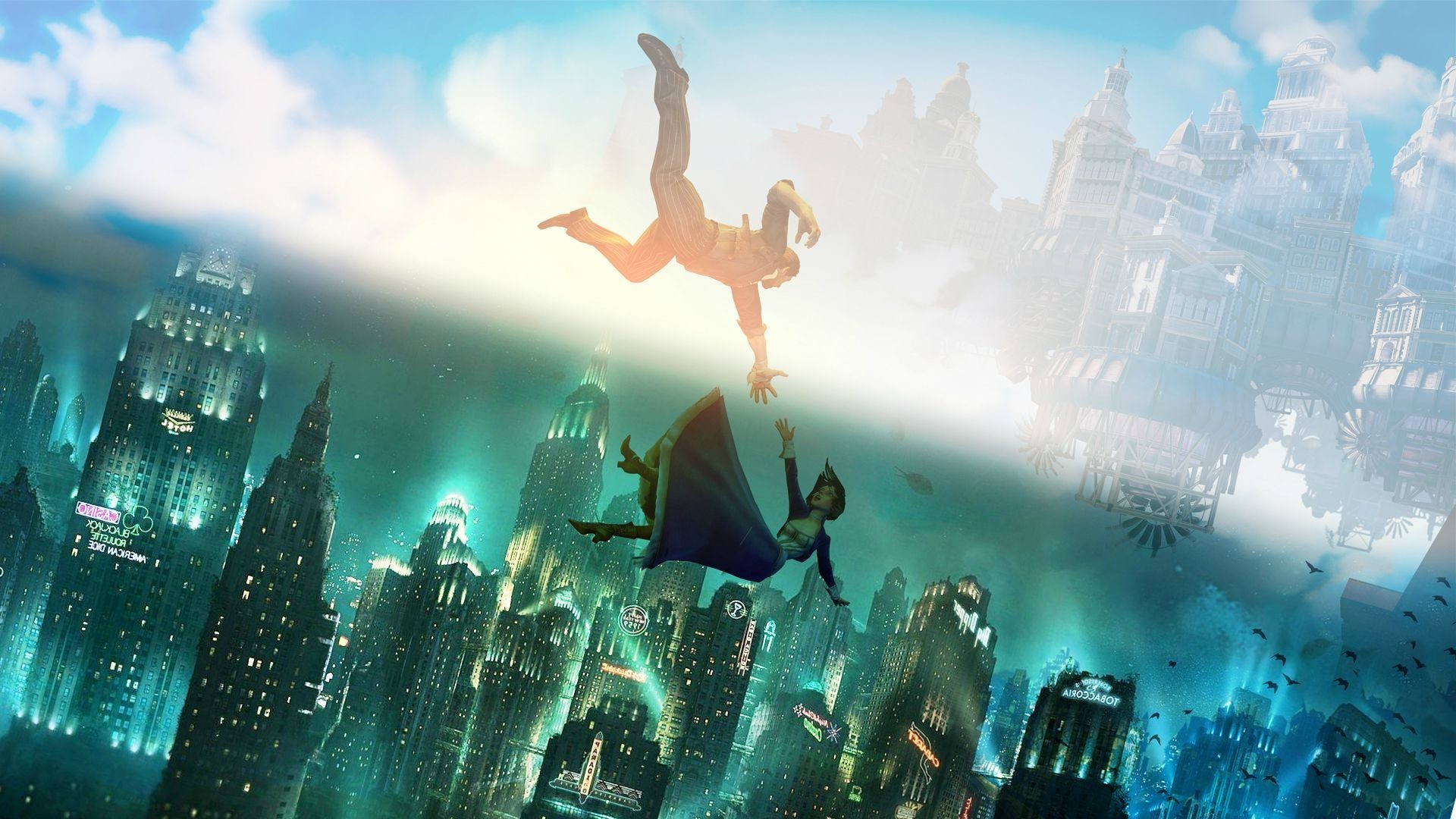 how to get bioshock 1 for free pc