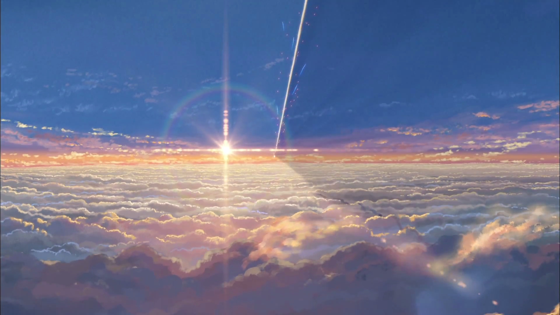Makoto Shinkai Wallpapers 92 Images