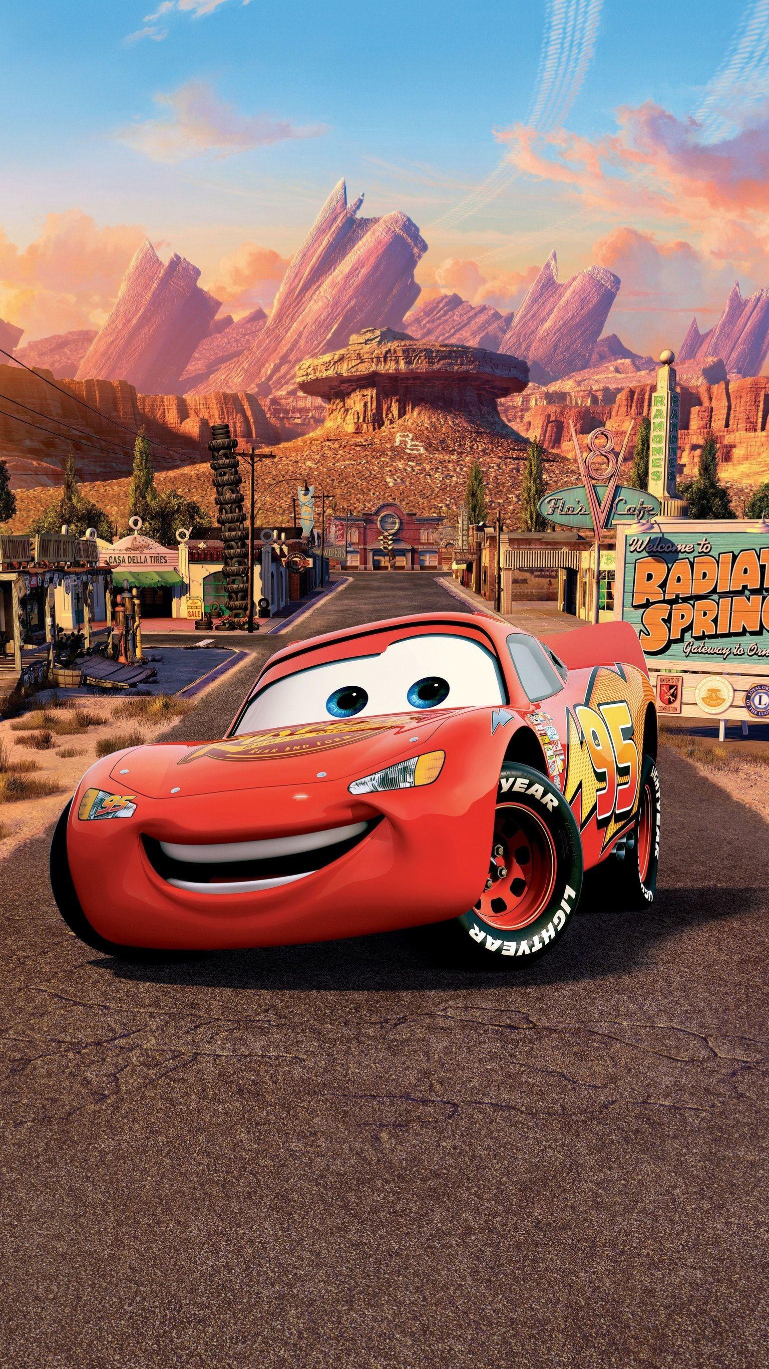 Cars Wallpaper Hd Disney