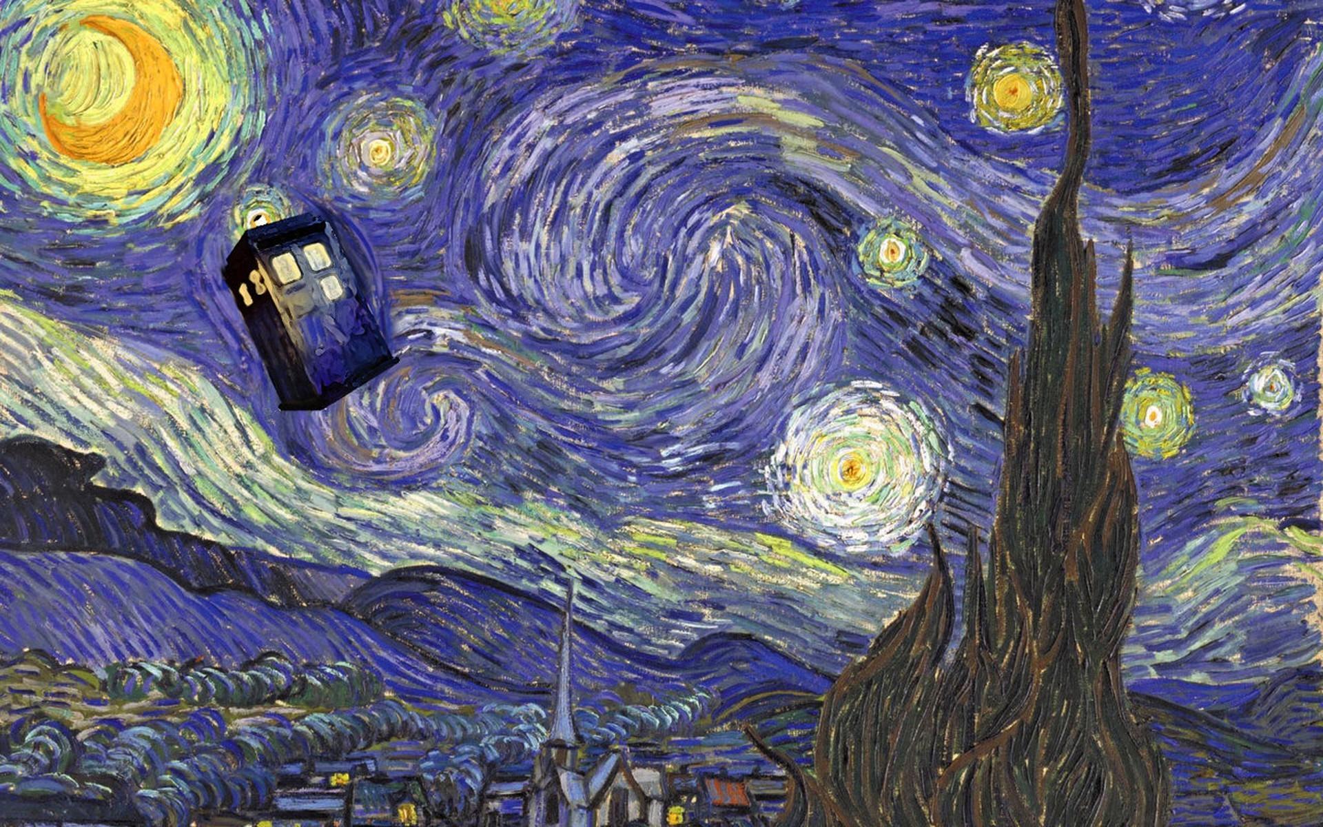 Doctor Who Desktop Wallpaper Hd: Doctor Who Tardis Desktop Wallpaper (67+ Images