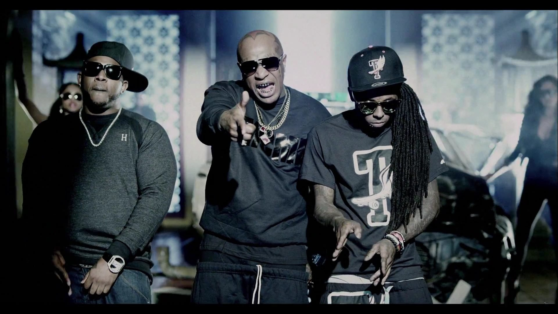 1920x1080 ... birdman wallpaper birdman ft lil wayne amp mack maine shades walldevil  ...