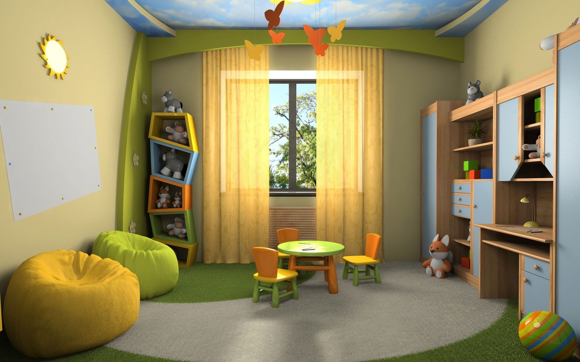 Boys room wallpaper 34 images for Kid room wallpaper