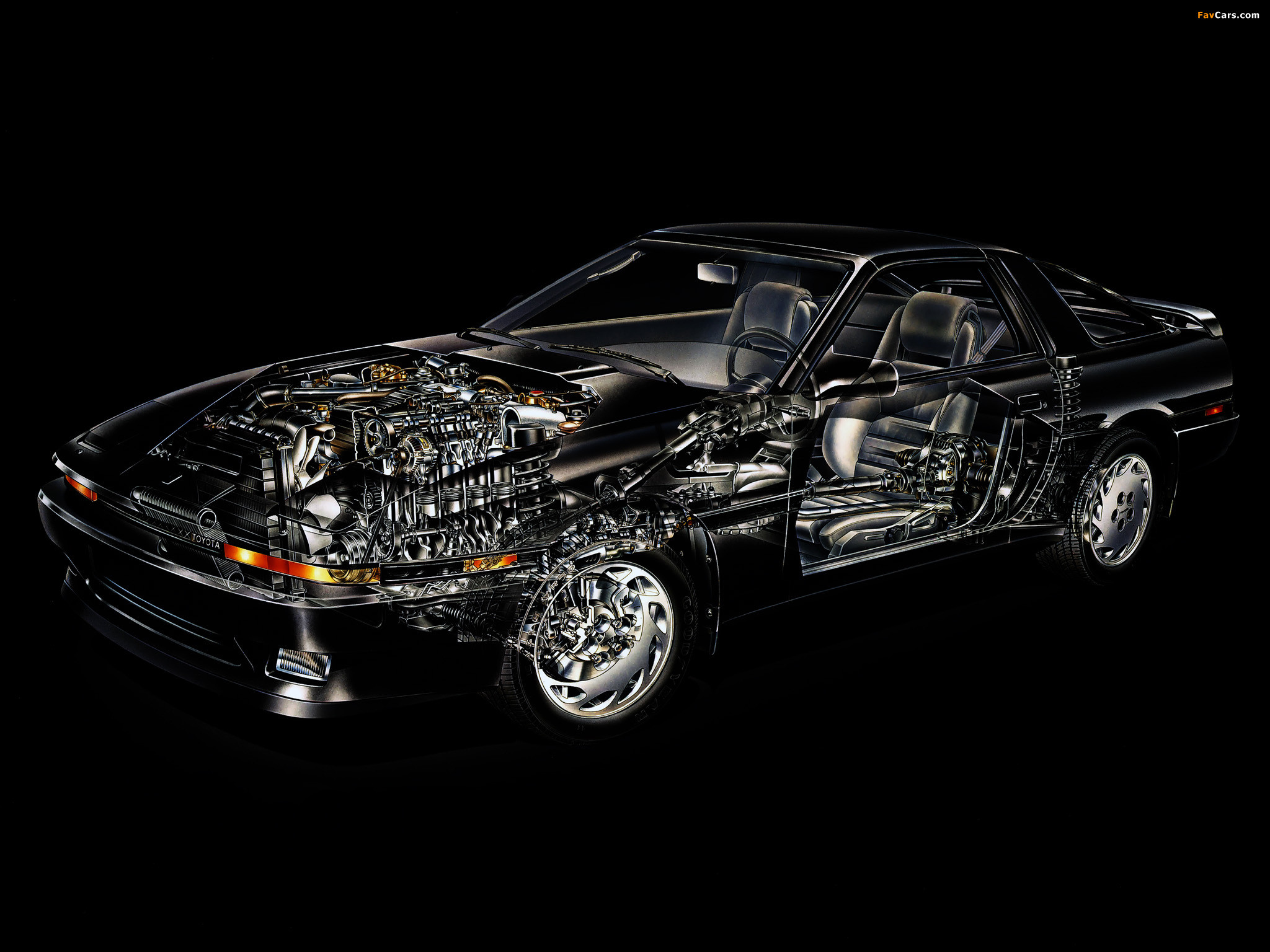 1242x2208 Toyota   Fu0026F Toyota Supra   Wallpapers
