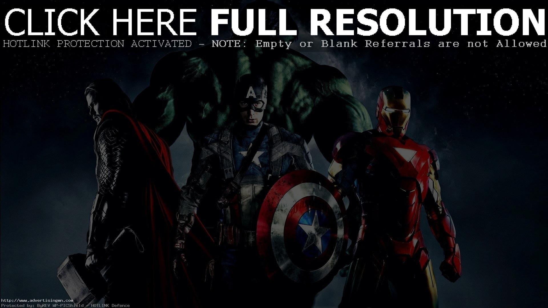 marvel avengers desktop wallpaper (79+ images)