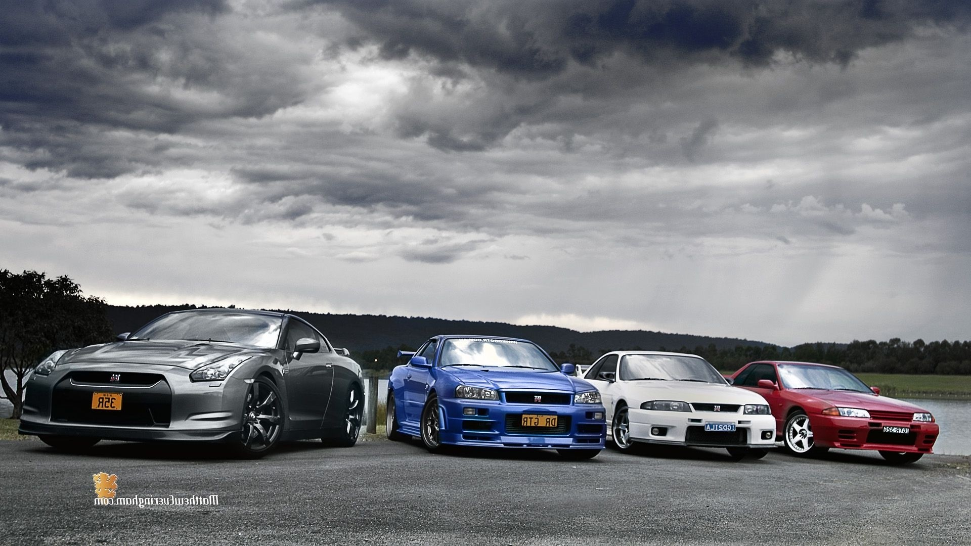 1920x1080 Skyline R Wallpapers Group Nissan Skyline GTR Wallpapers
