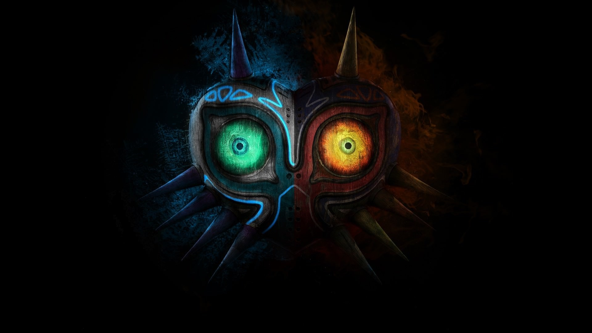 1920x1080 The Legend Of Zelda Majora Mask Wallpaper DigitalArtio