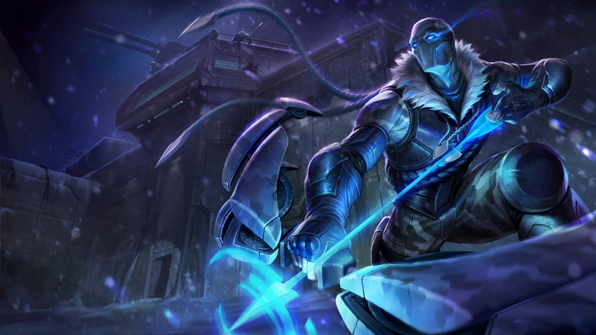 1920x1080 League of Legends, Varus Wallpapers HD / Desktop and Mobile Backgrounds