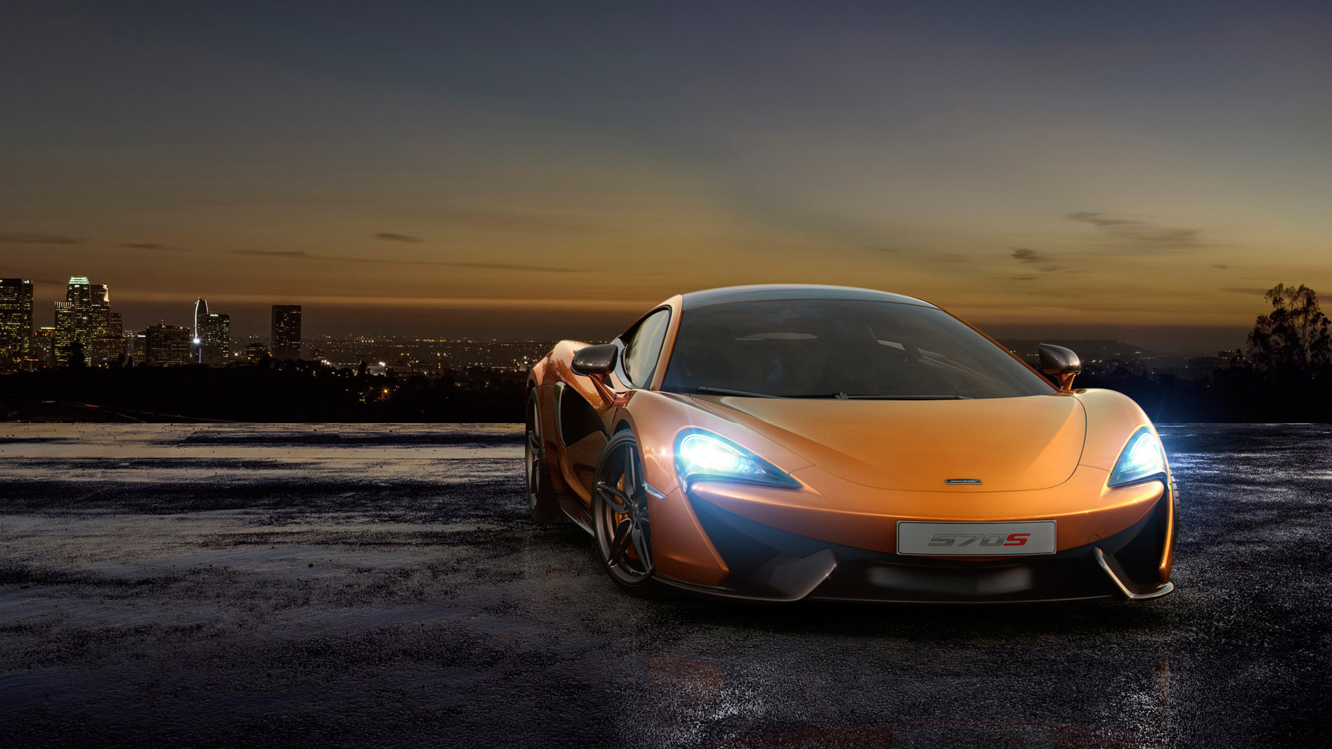 1920x1080 McLaren HD Wallpapers 3