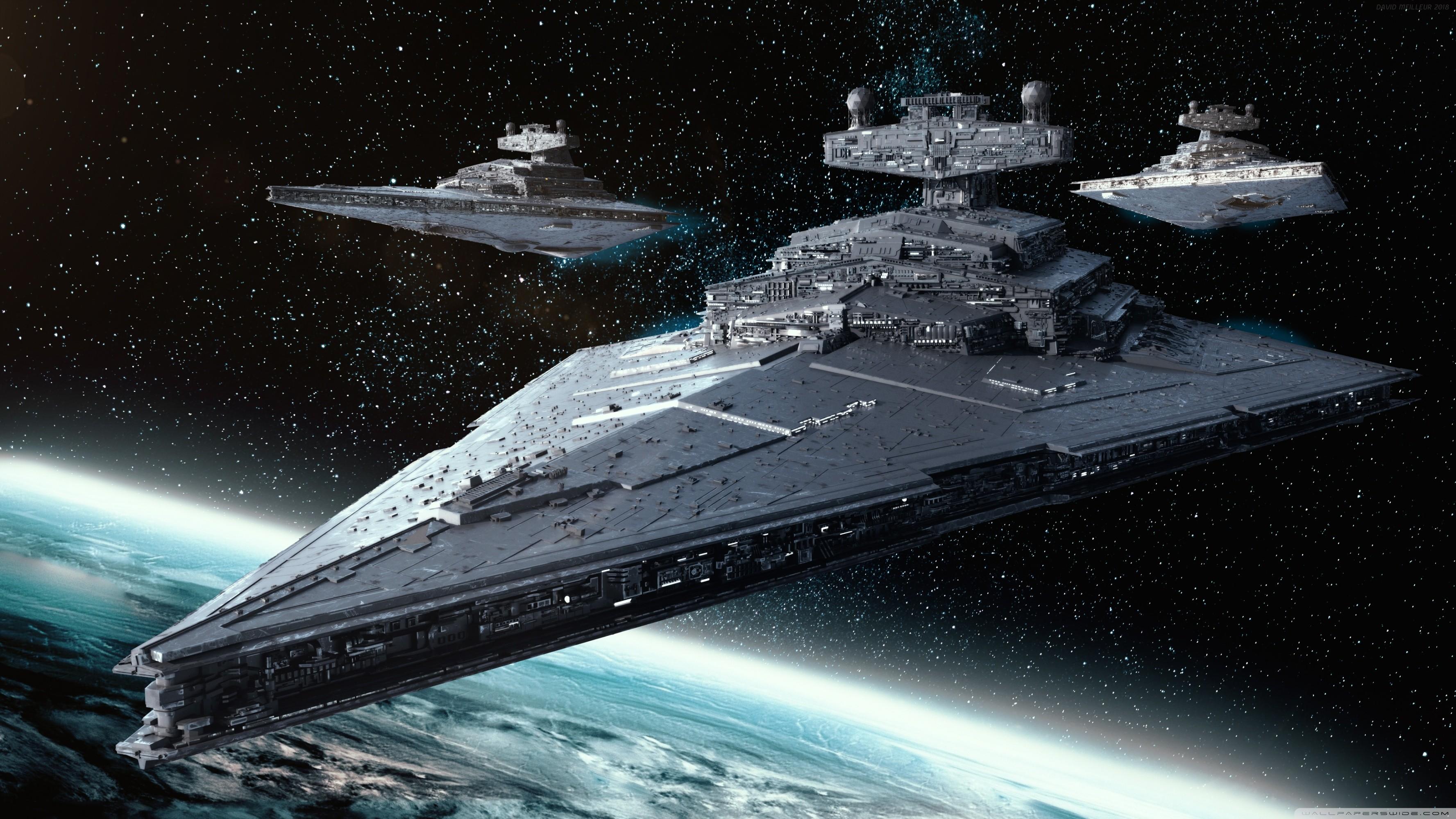 Star Wars Venator Class Wallpaper