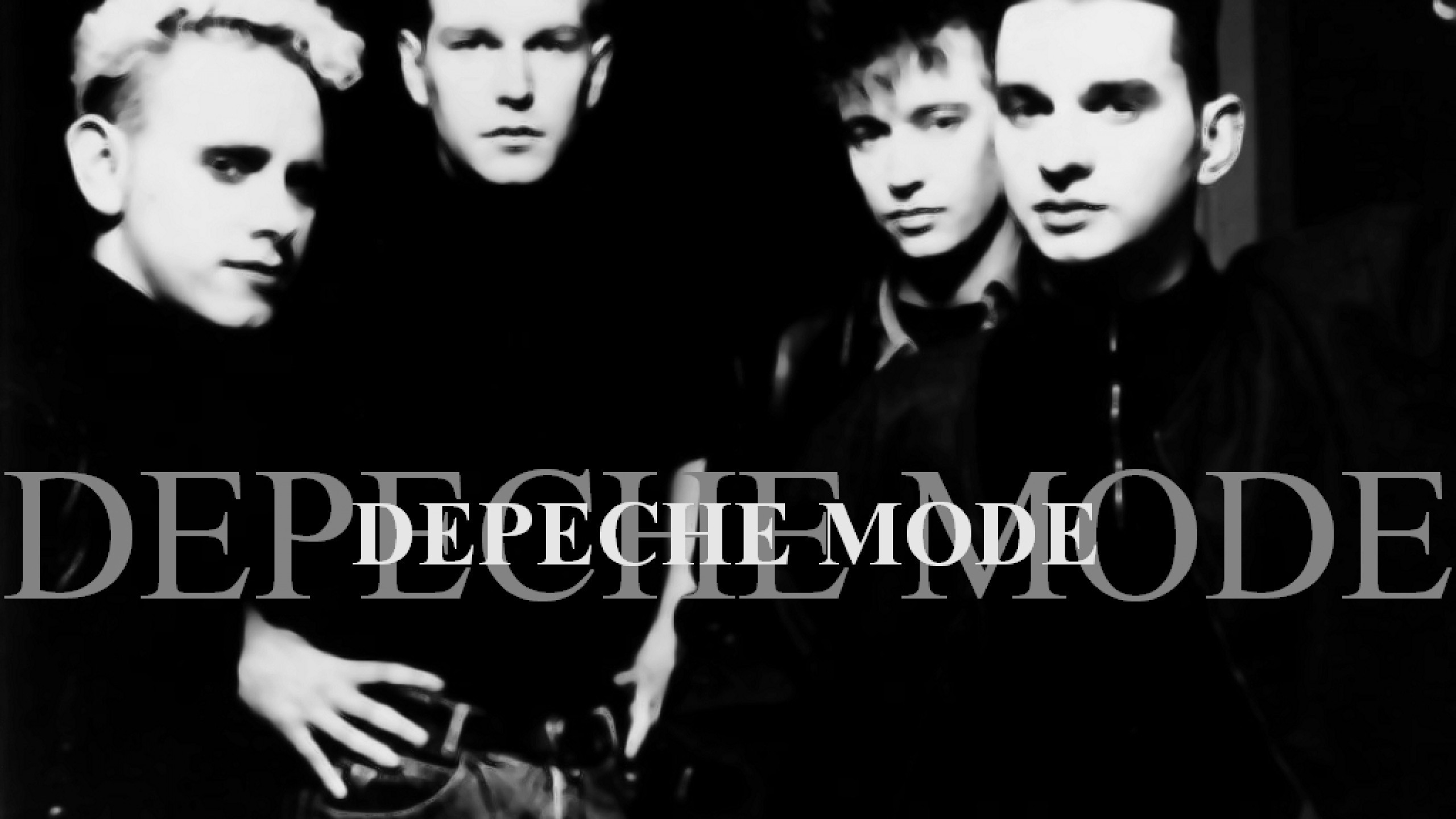 2560x1440 Music - Depeche Mode Wallpaper