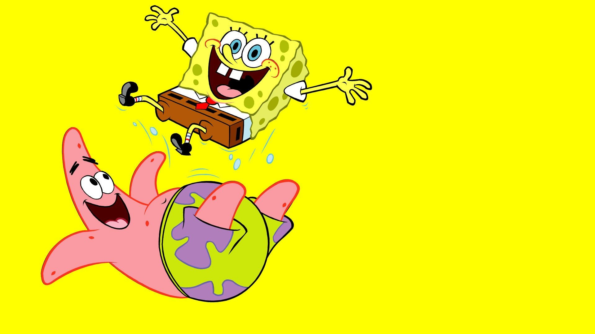 Spongebob Squarepants And Patrick Baby Wallpaper 9885 Movieweb