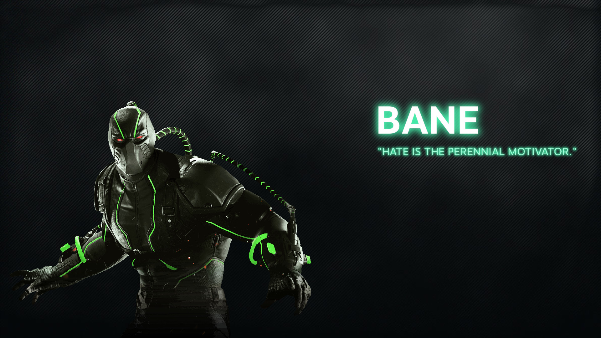 1920x1080 Bane wallpaper as promised ...