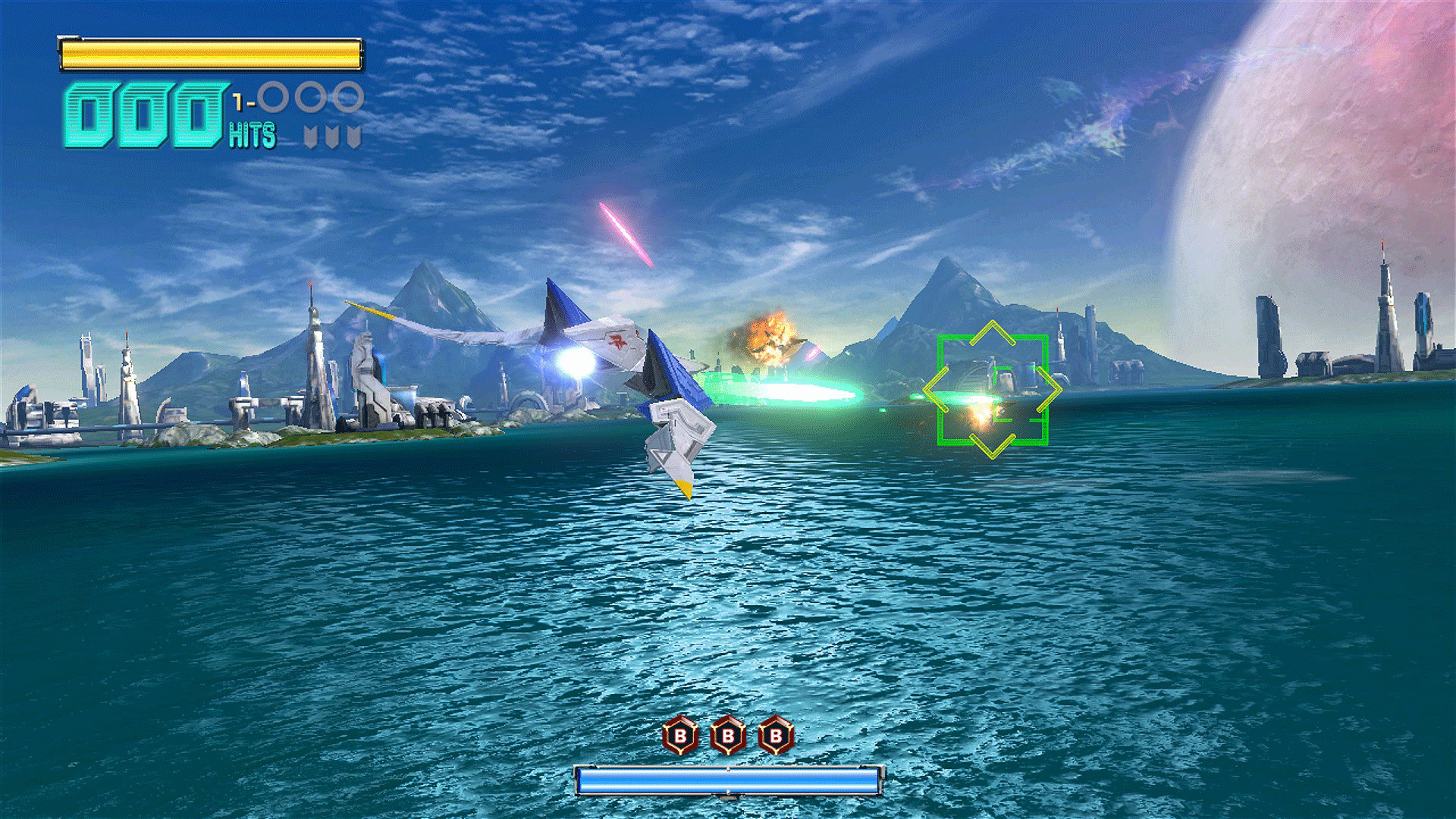 1920x1080 Nintendo's 'Star Fox Zero' is one of a kind, but is it playable? - LA Times