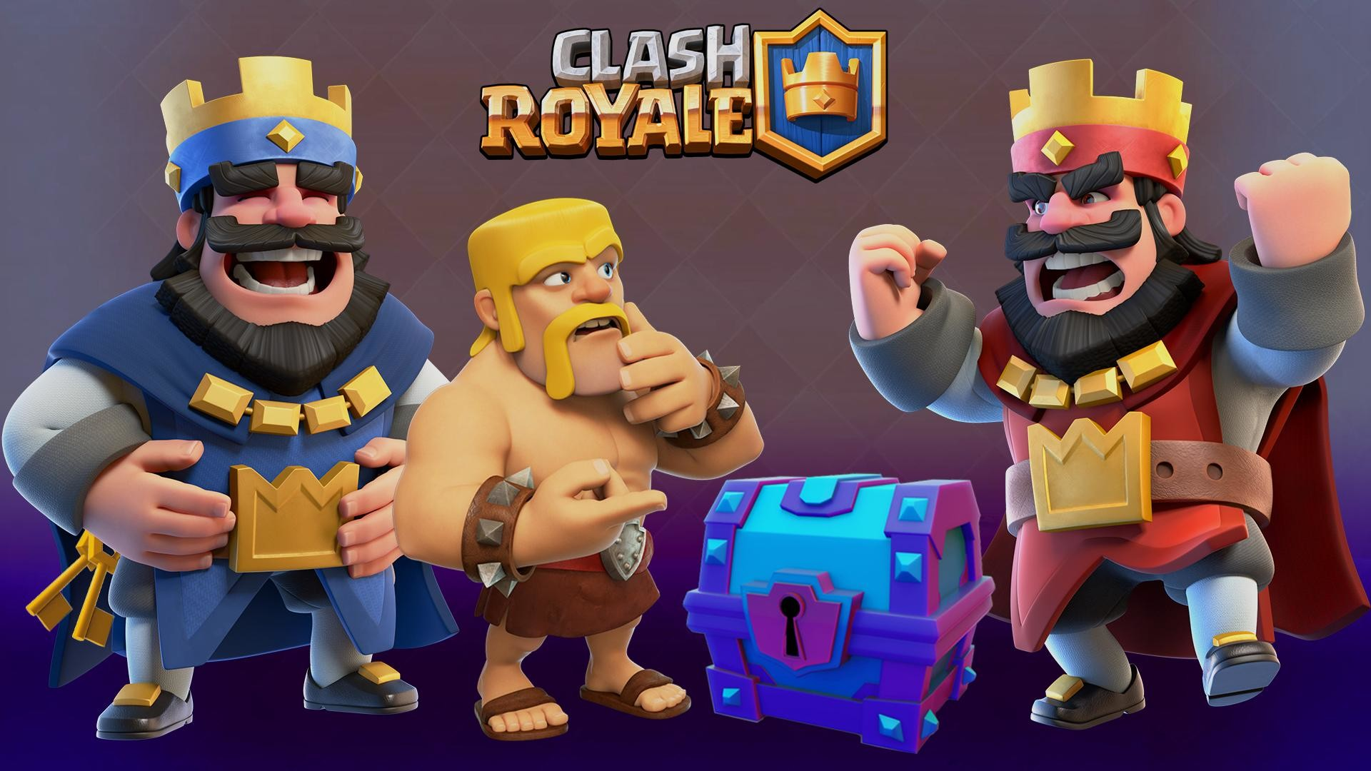 1920x1080 Clash Royale Wallpaper