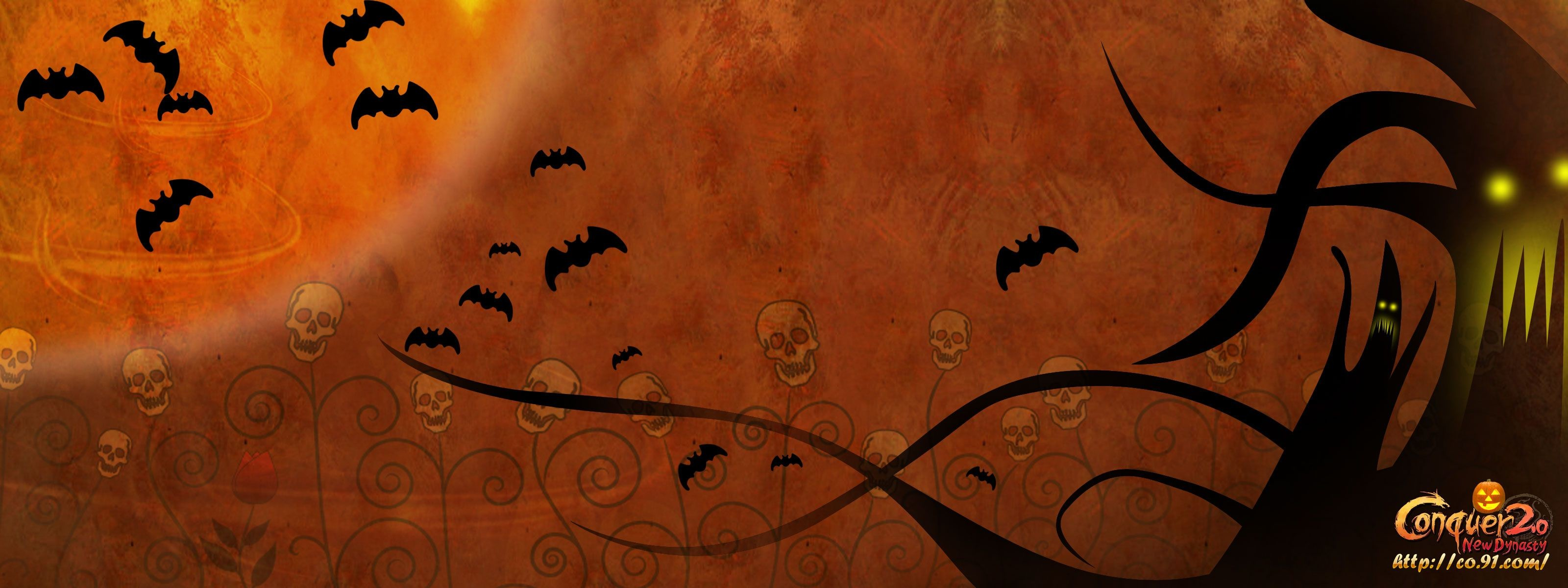 "3200x1200  Halloween dual monitor wallpaper Gallery""> · Download · 5120x2048  ..."
