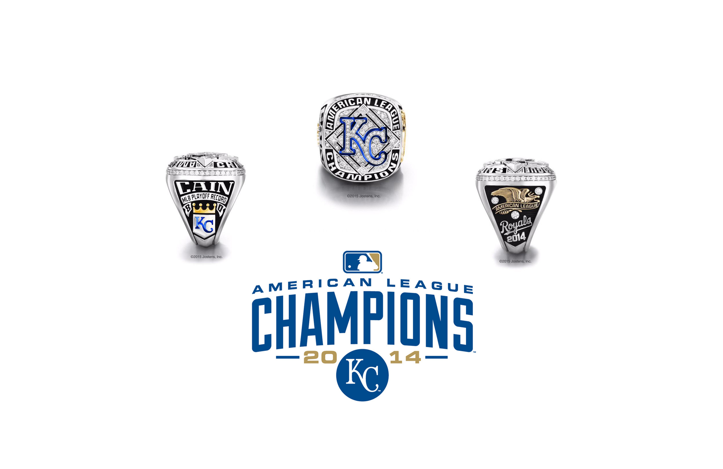 2519x1635 The Royals got their AL Champs Rings today, and I made this wallpaper with  the images, ...
