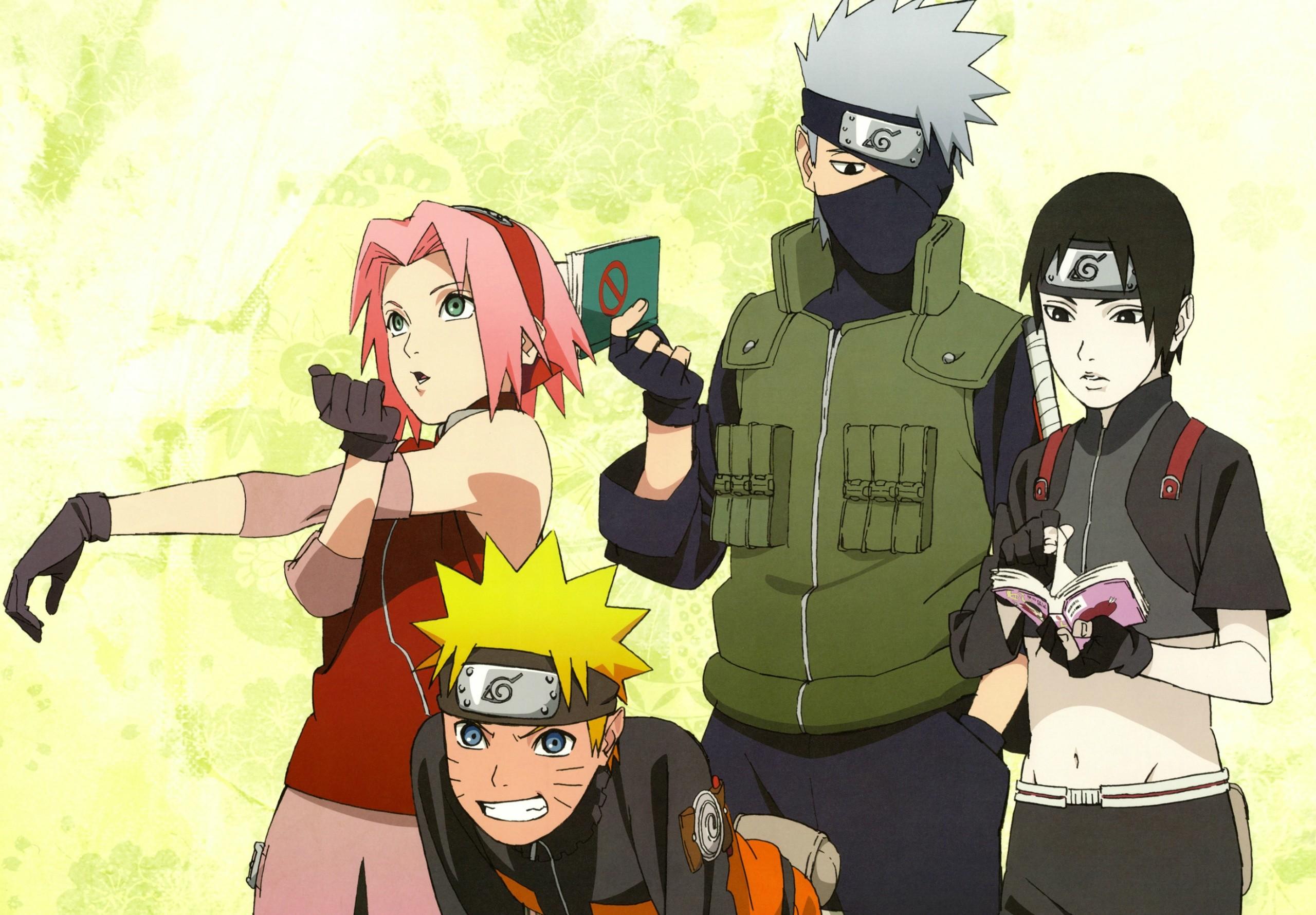 Naruto And Sakura Wallpaper 61 Images