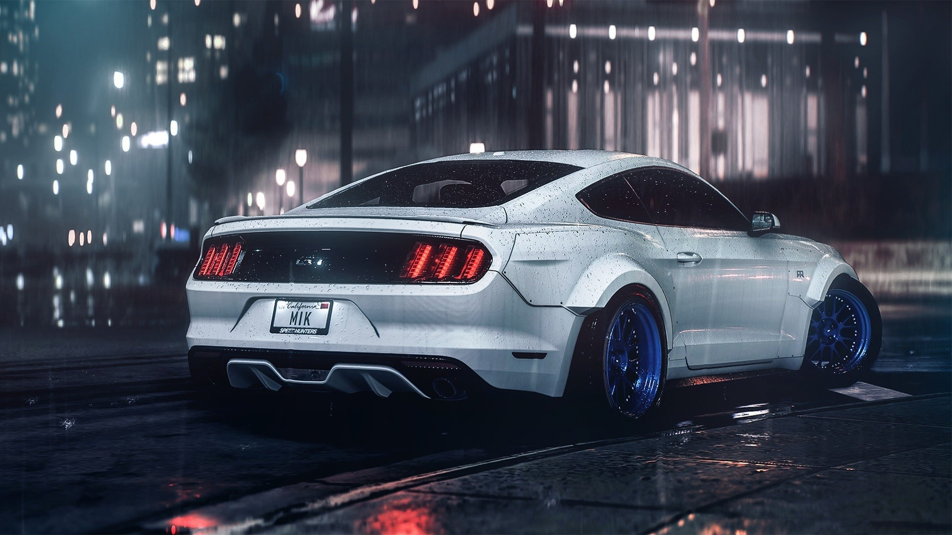 Mustang Gt Wallpapers (76+ images)