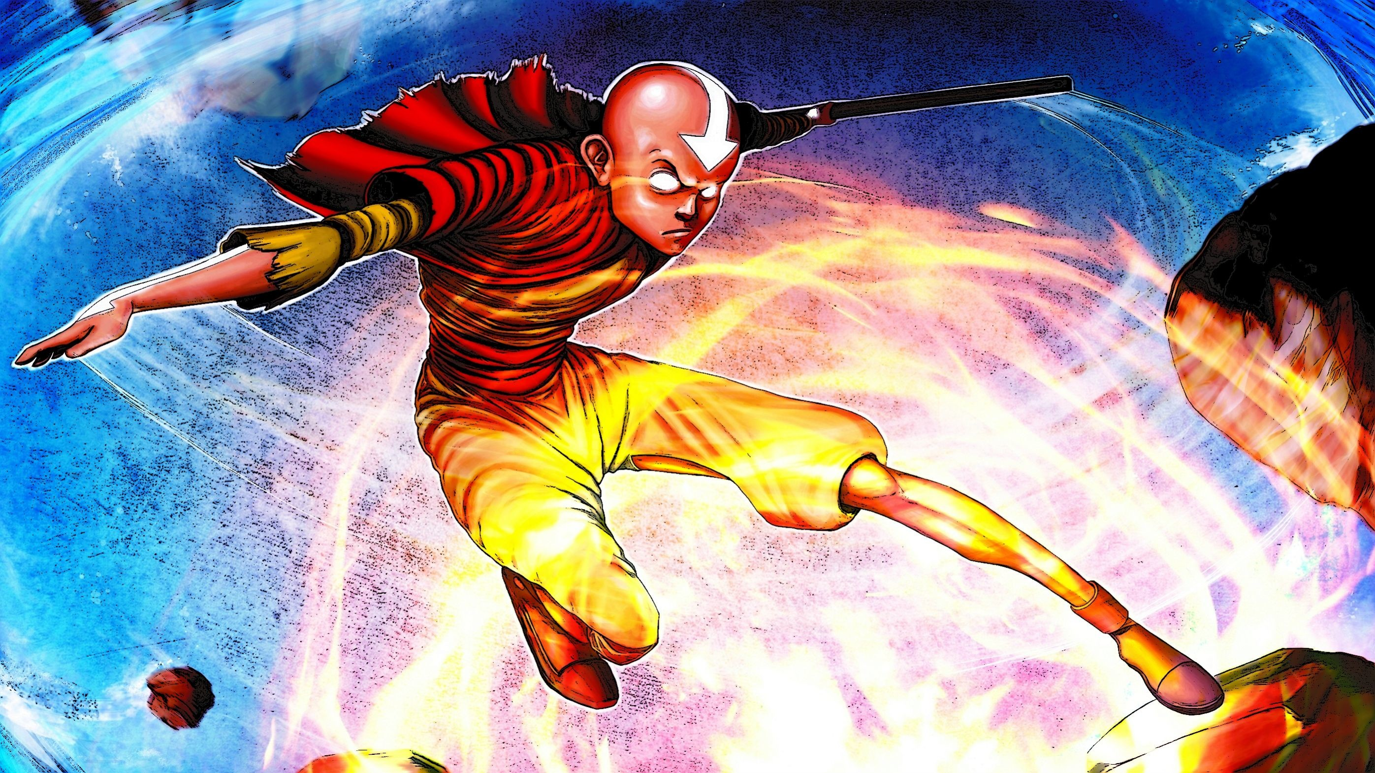 Avatar the Last Airbender Wallpapers (71+ images)