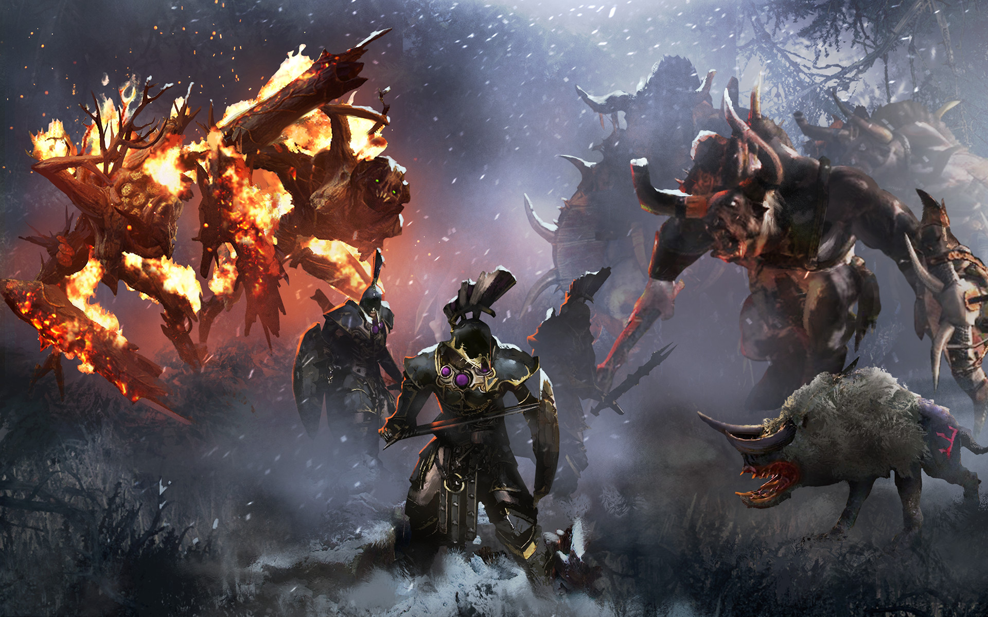 Total War Warhammer Ii Wallpapers 84 Images