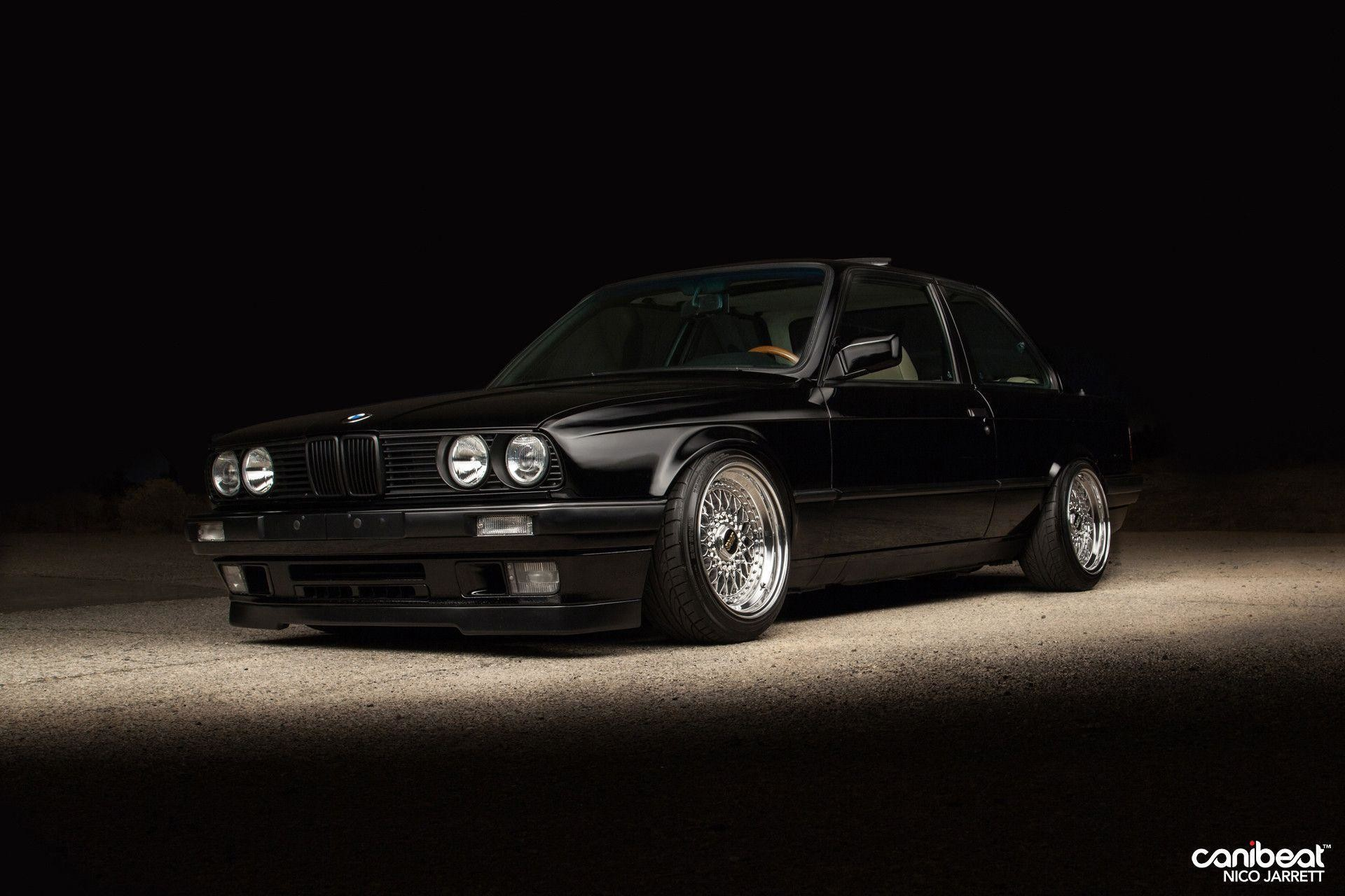 1920x1280 Wallpaper Wednesday: Abe's E30 BMW – Canibeat
