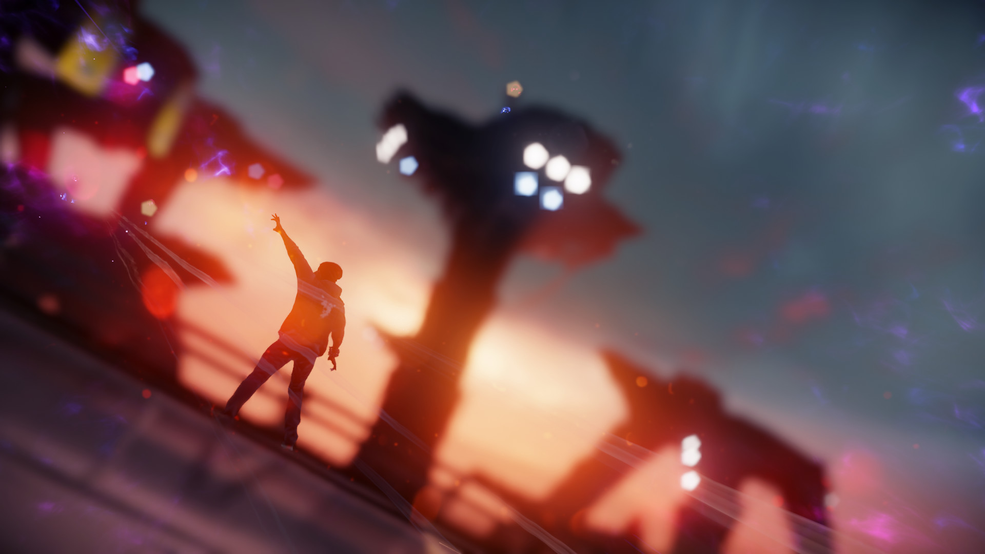 1920x1080 2 years later, inFAMOUS Second Son still looks awesome!
