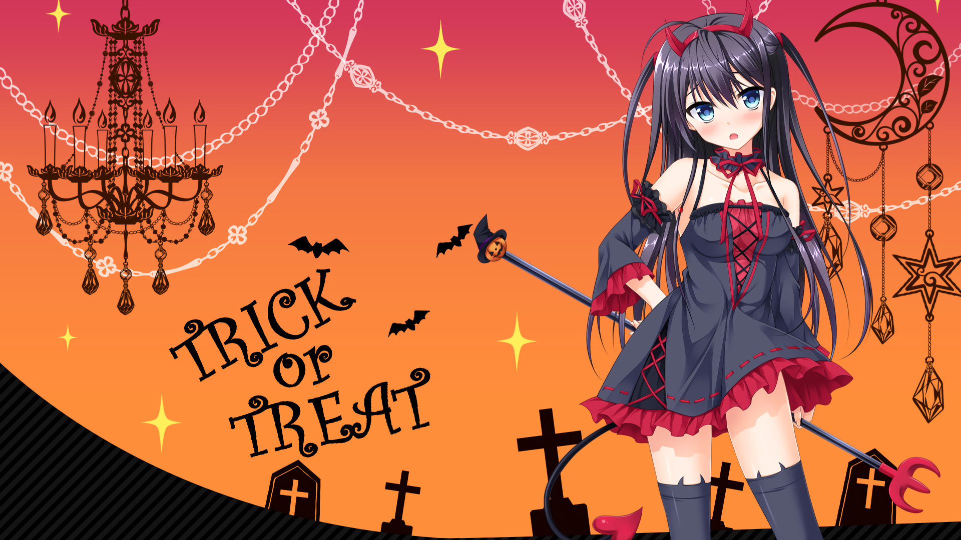Halloween Anime Wallpaper (68+ images)