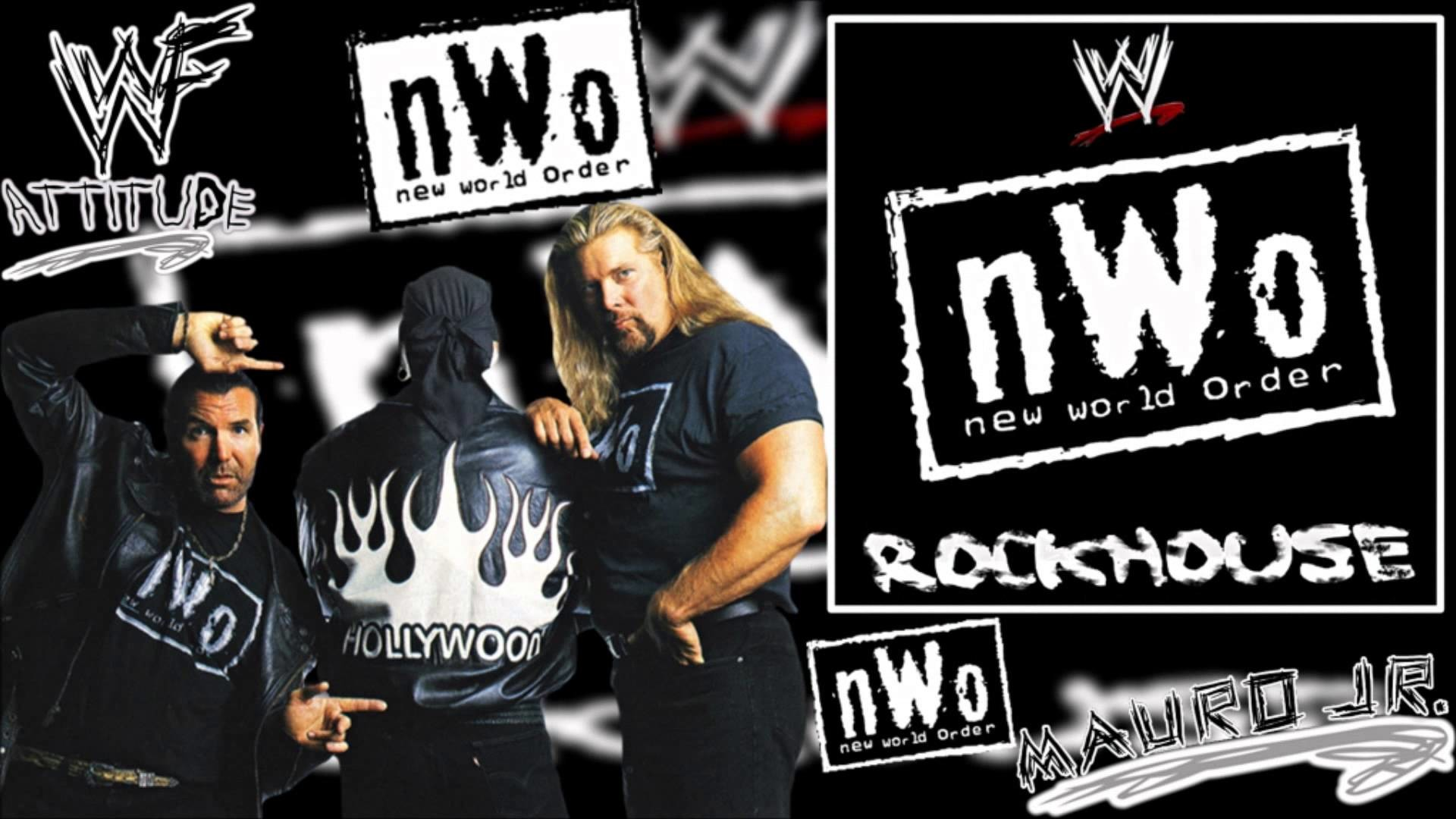WWE Nwo Wallpaper (77+ images)