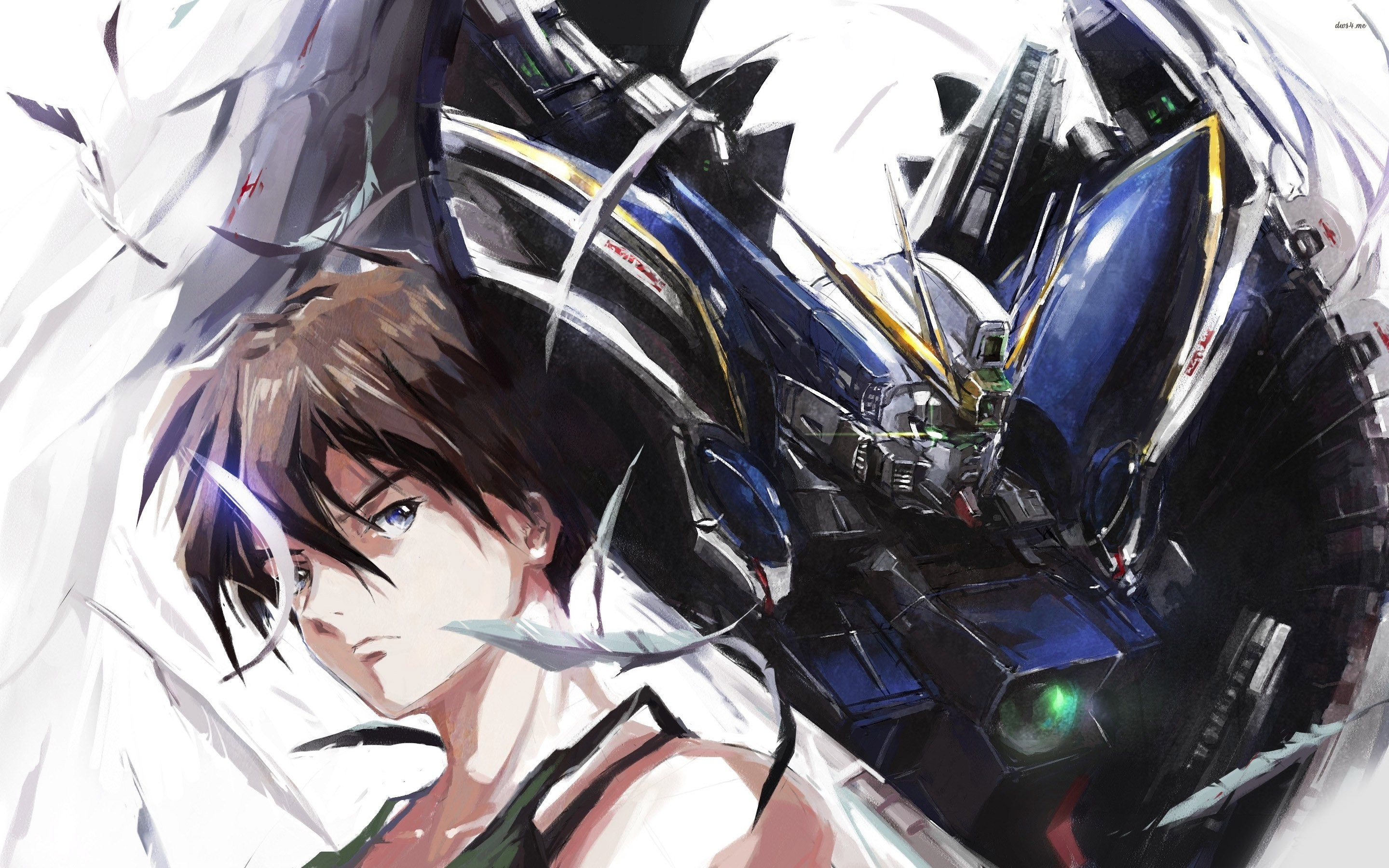 2880x1800 Gundam Deathscythe Picture For Free Wallpaper