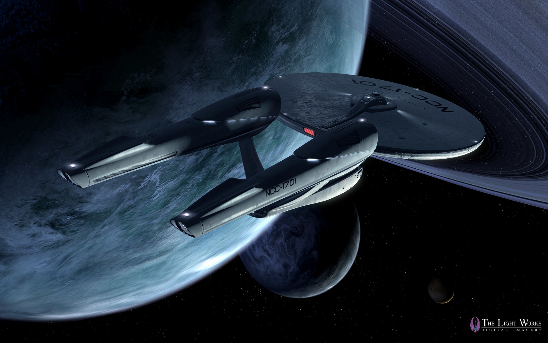 1920x1200 USS Enterprise Wallpapers - Wallpaper Cave ...