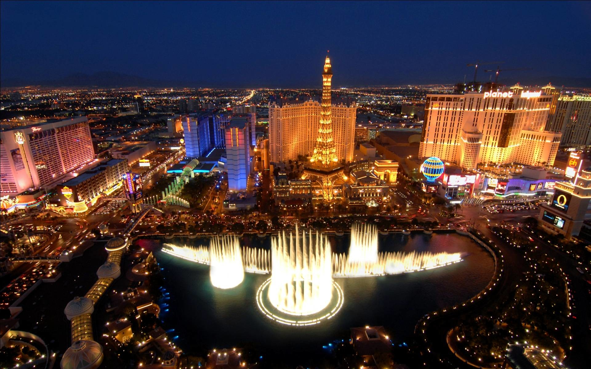 1920x1200 Las Vegas Images wallpapers (74 Wallpapers)