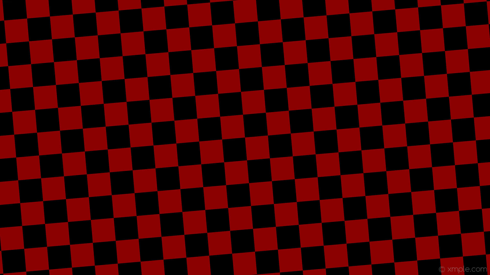 1920x1080 wallpaper red squares checkered black dark red #8b0000 #000000 diagonal 5°  90px