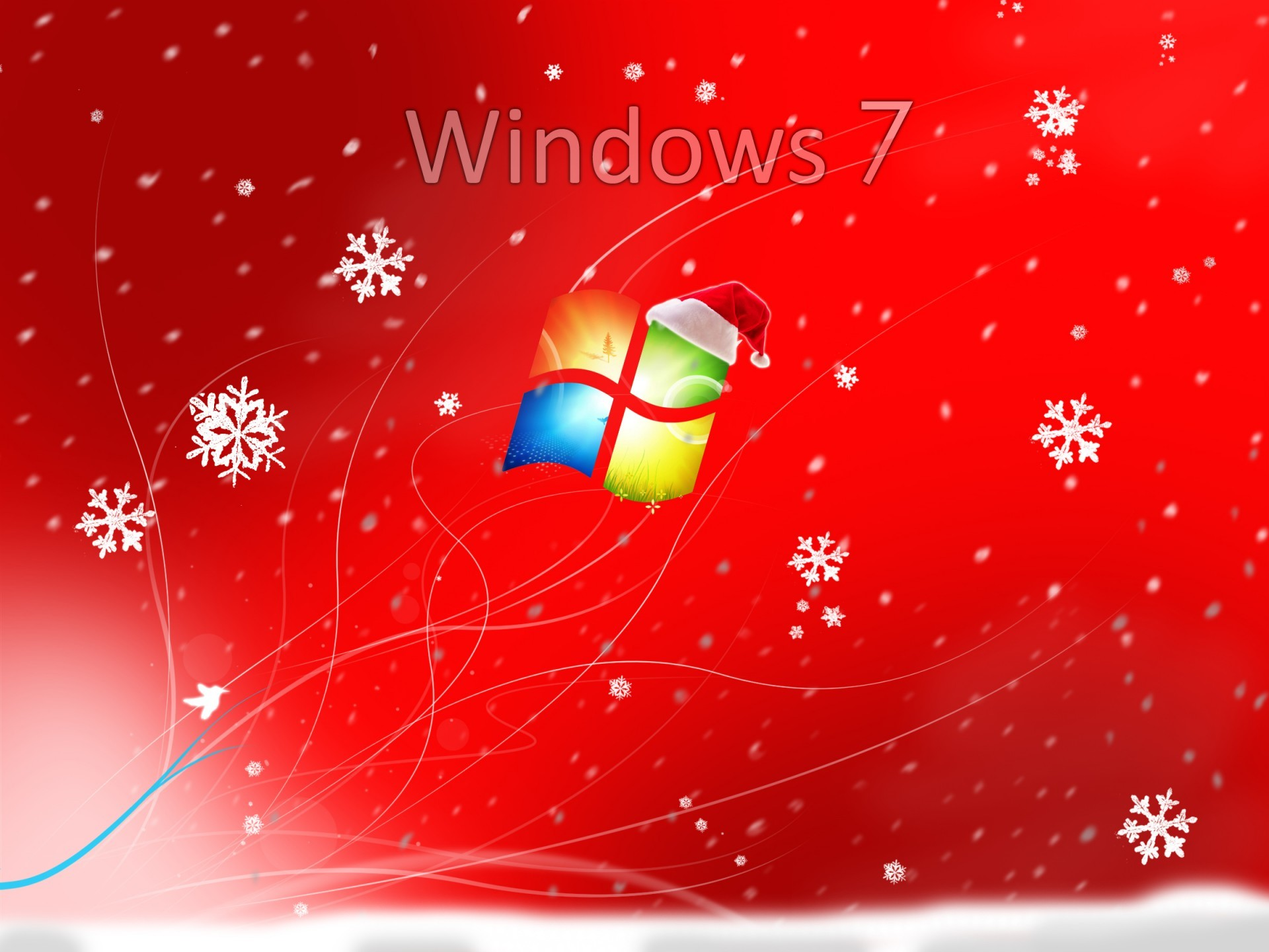 1920x1440 Christmas Wallpapers for Windows 7 HD Wallpaper