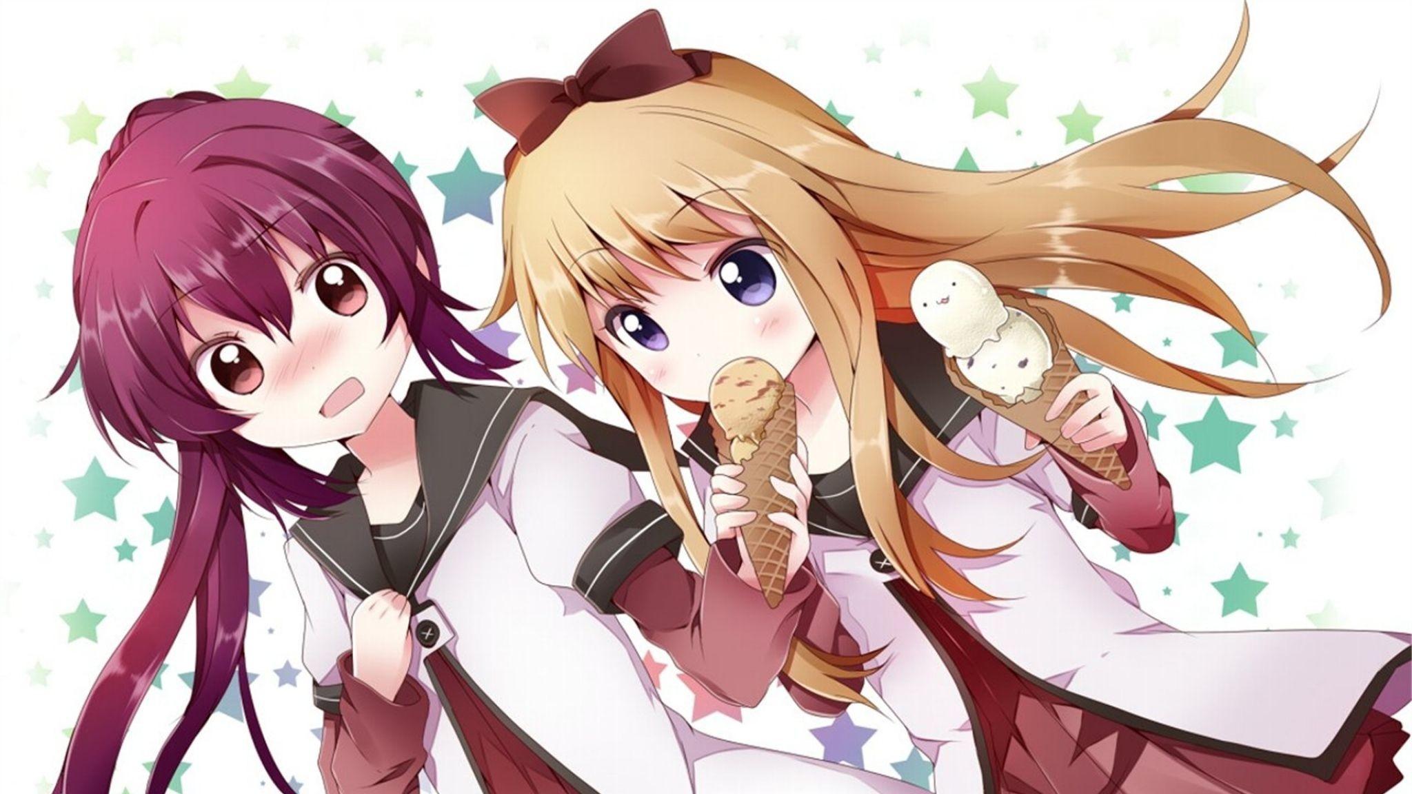 Yuri Animes
