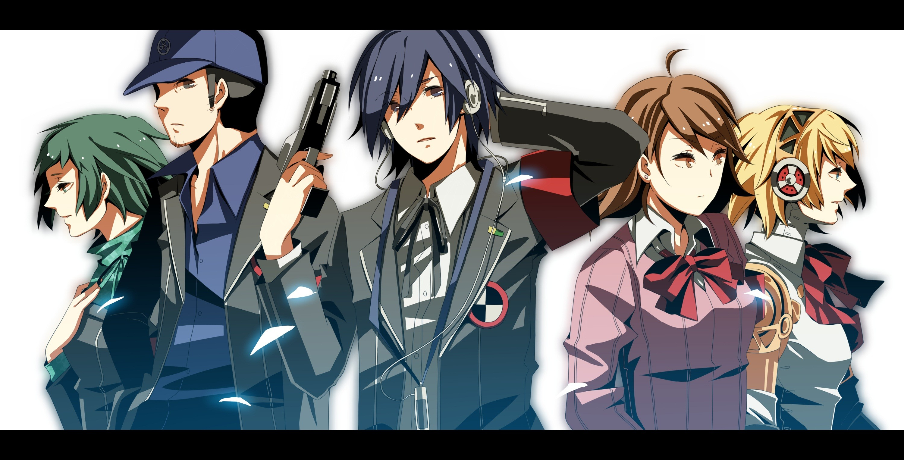 Persona 3 portable wallpaper 63 images 1920x1200 video game persona 3 aigis persona wallpaper voltagebd Images