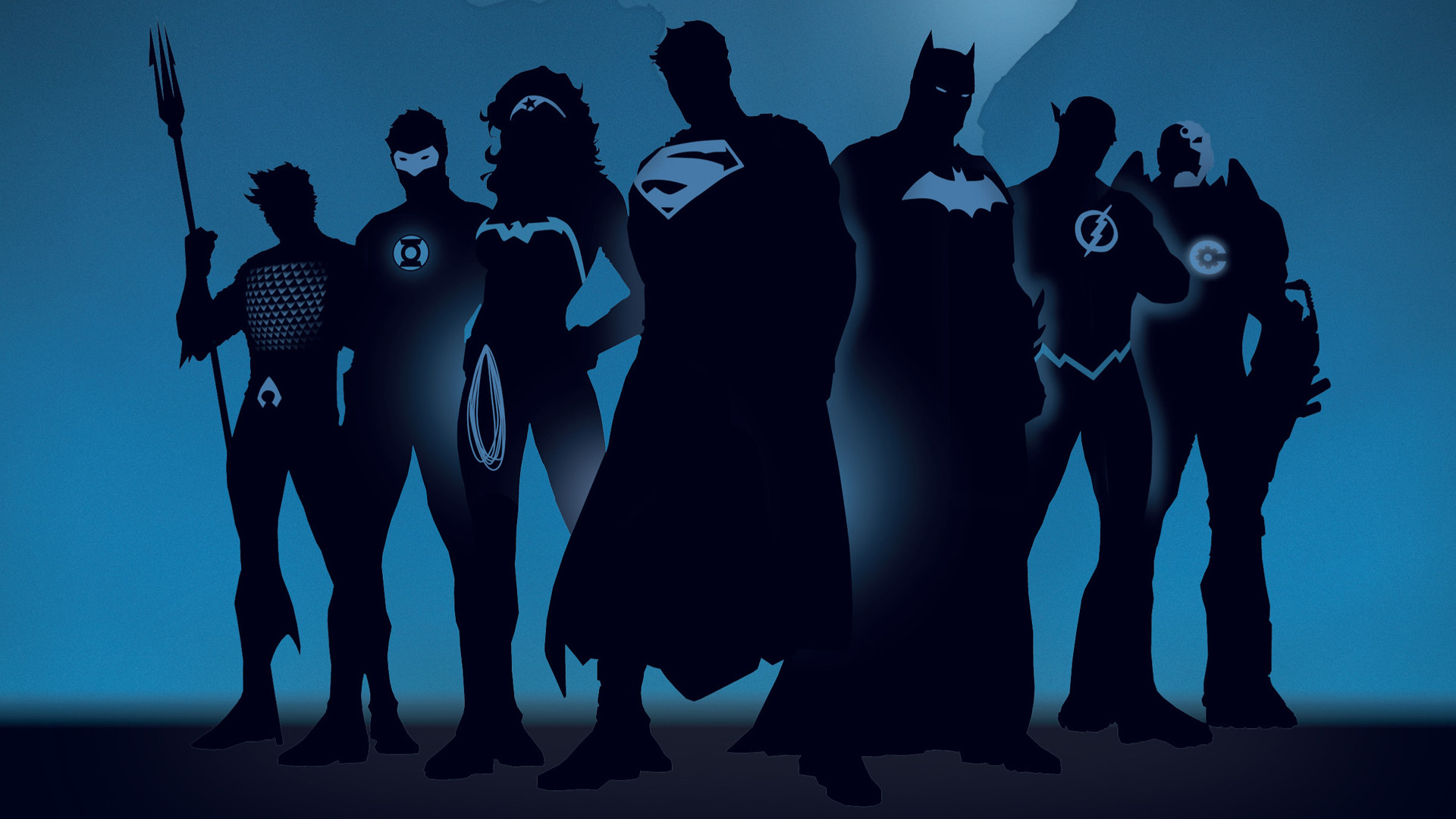 1920x1080 Super Heroes in God's League of Justice