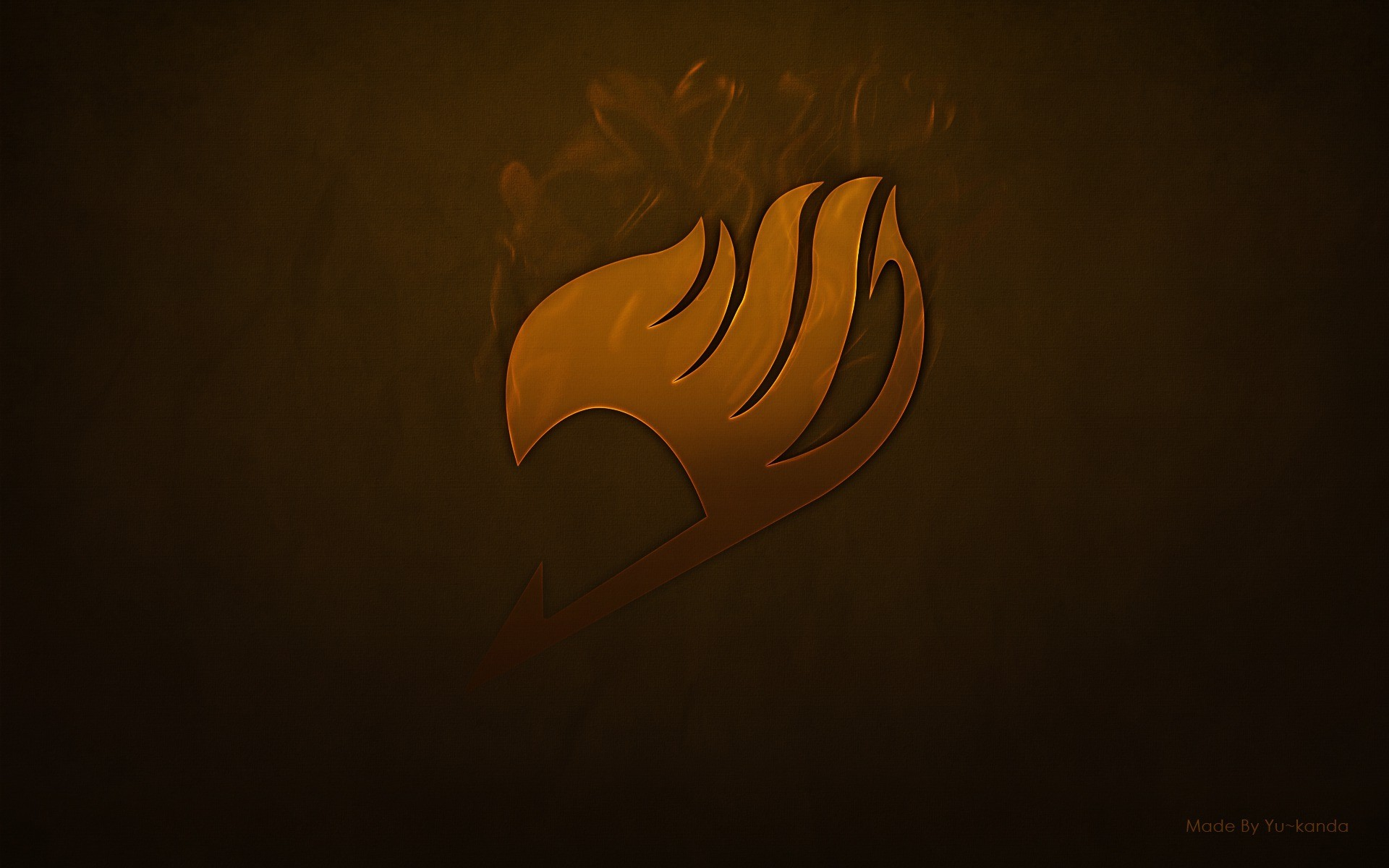 1920x1200 Fairy Tail Logo Desktop Background. Download  ...