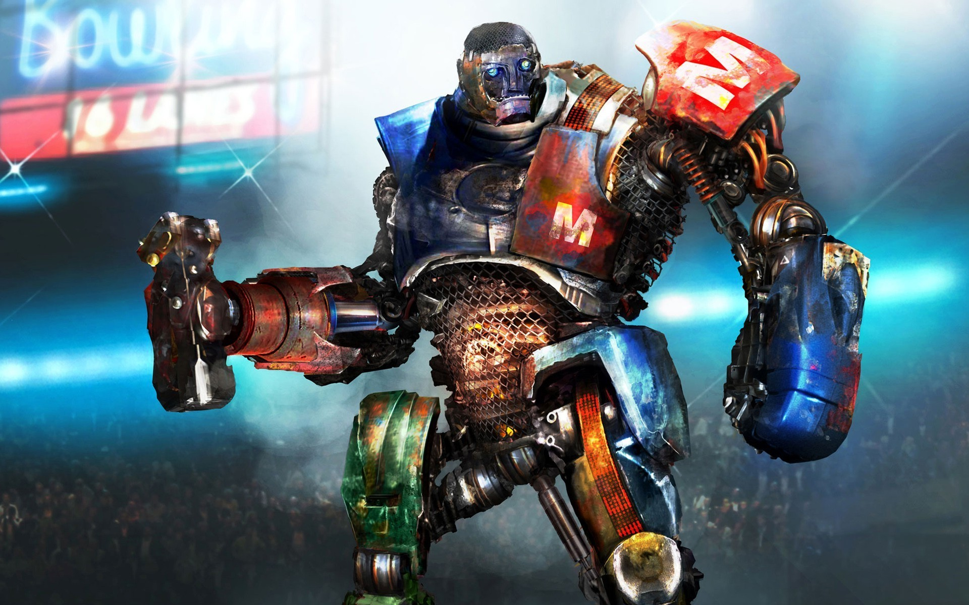 Real Steel Wallpapers (77+ images)