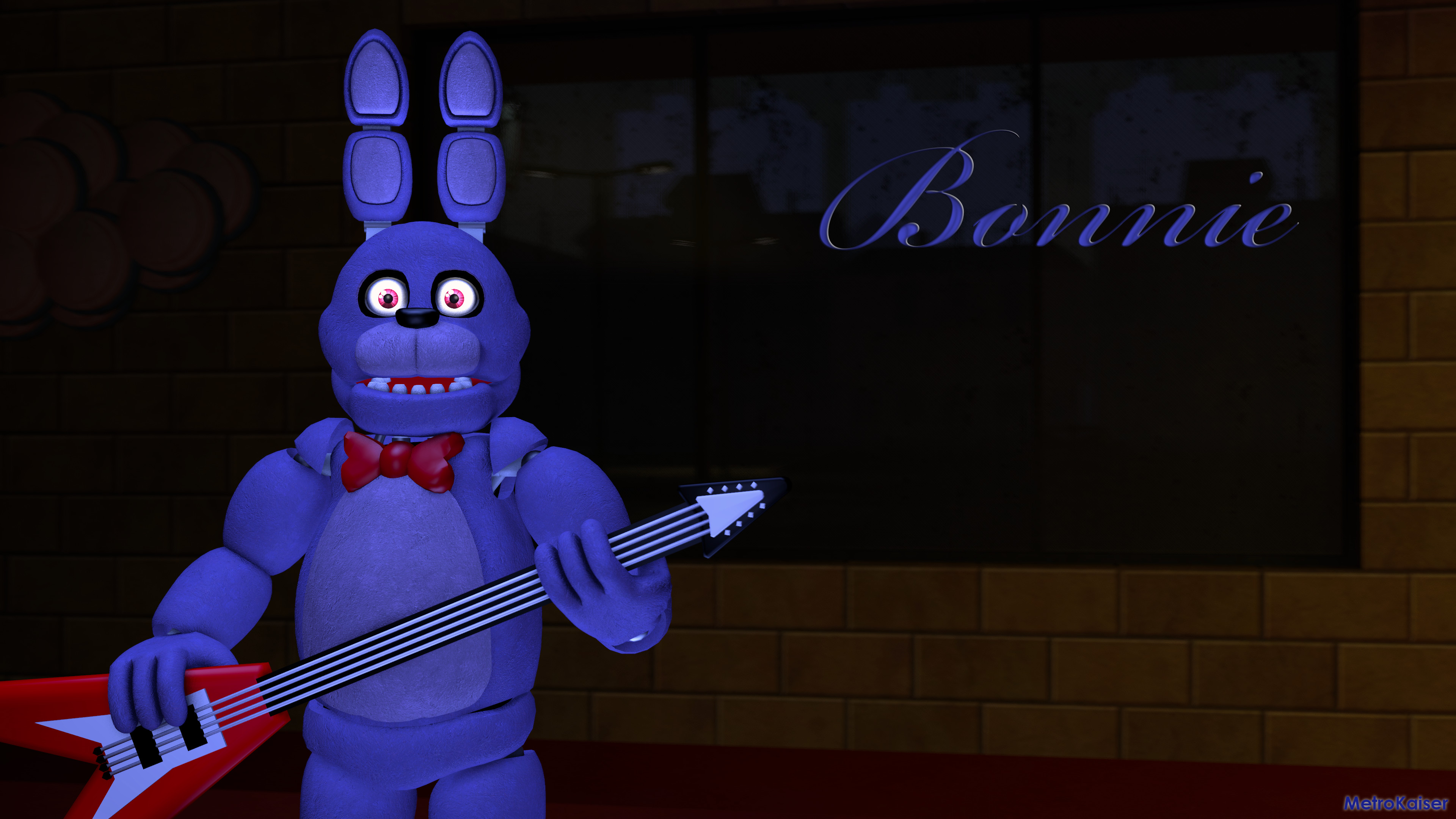 3840x2160 FNAF Bonnie Wallpapers for Desktop ( px, 7.86 Mb)
