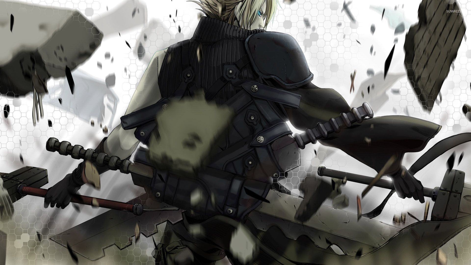 1920x1080 Cloud Strife - Final Fantasy VII wallpaper