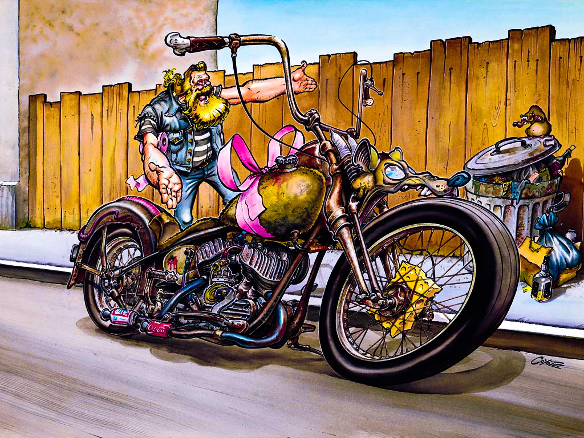 biker mann david coyote collection orientated bd