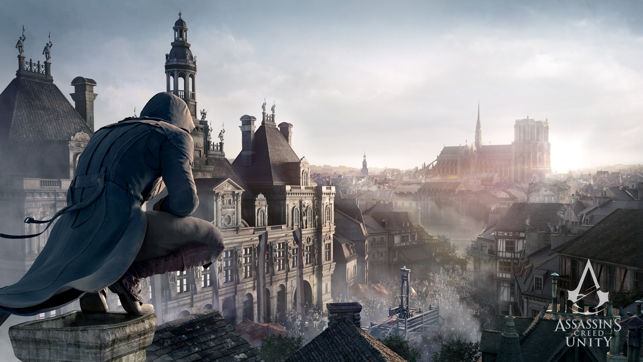 2560x1440 Assassin's Creed Unity Best Quality HD wallpapers ...