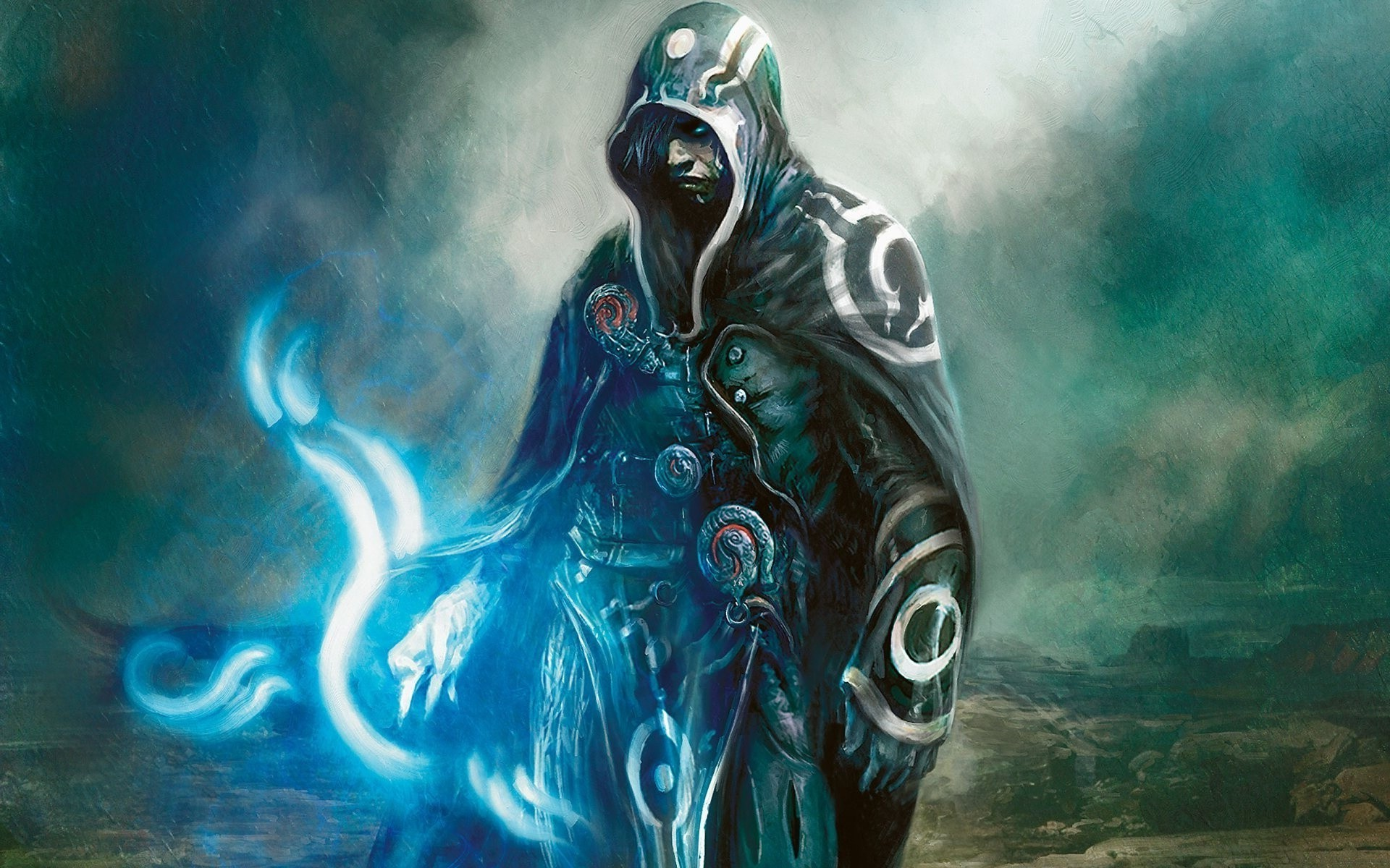 1920x1200 Magic: The Gathering, Video Games, Jace Beleren Wallpapers HD / Desktop and  Mobile Backgrounds