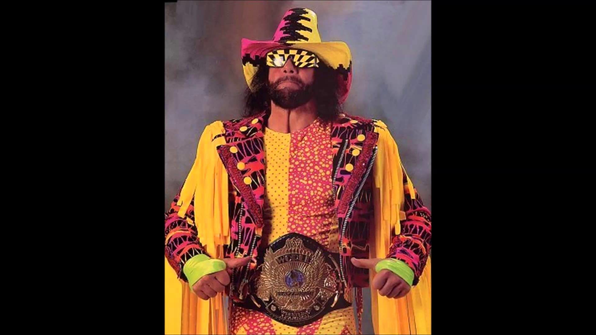 1920x1080 Macho Man By Randy Savage(Village People Parody)