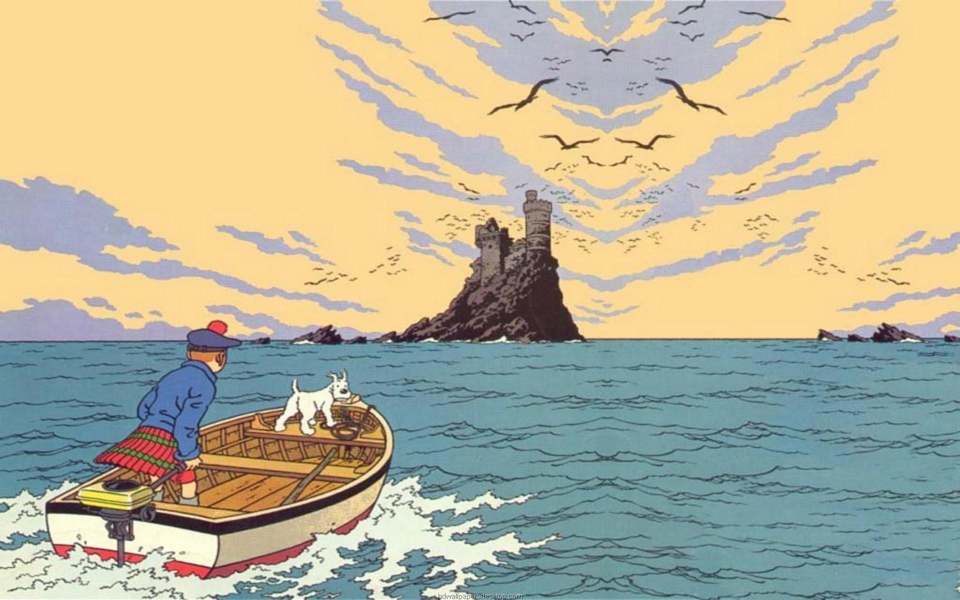 Tintin - 90s Cartoons