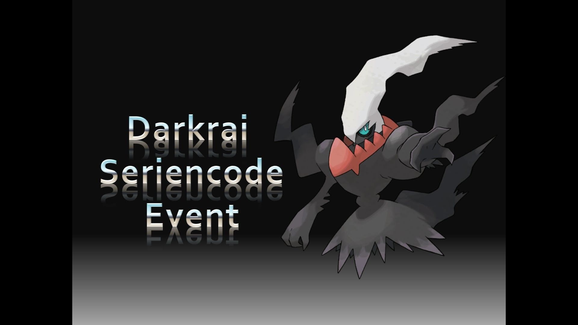 1920x1080 Pokémon Event Darkrai