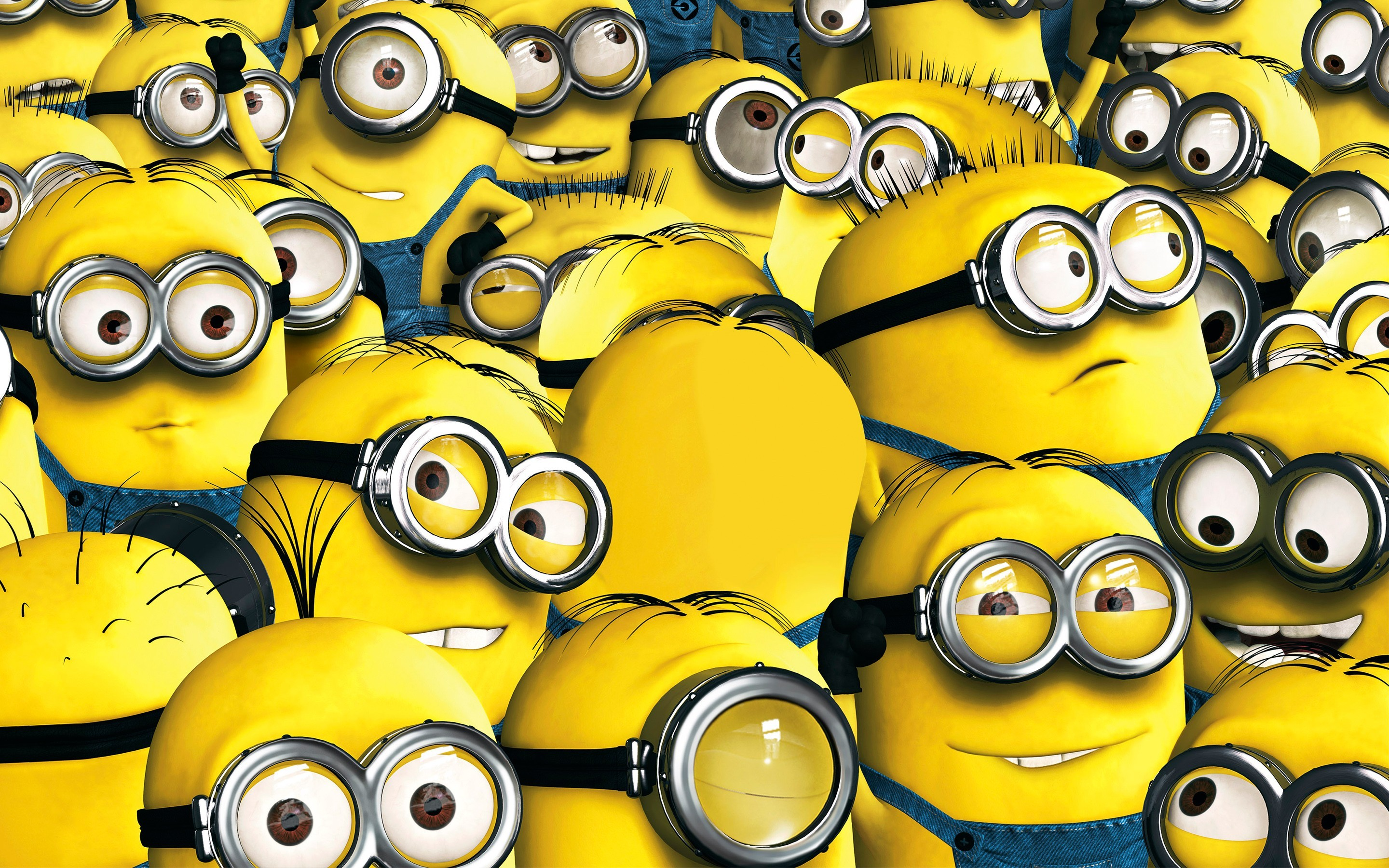 2880x1800 ... download deable me minions hd 4k wallpapers in 2048x1152 ...