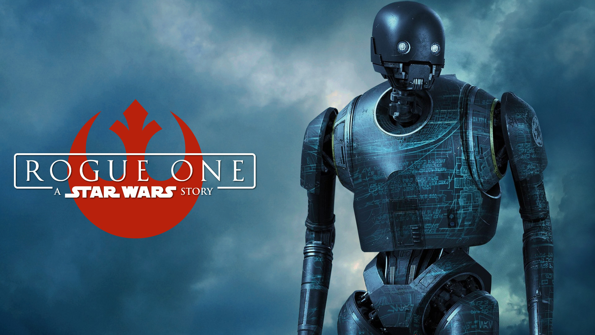 1920x1080 ... Rogue One Wallpaper (K-2SO 2) by Spirit--Of-Adventure