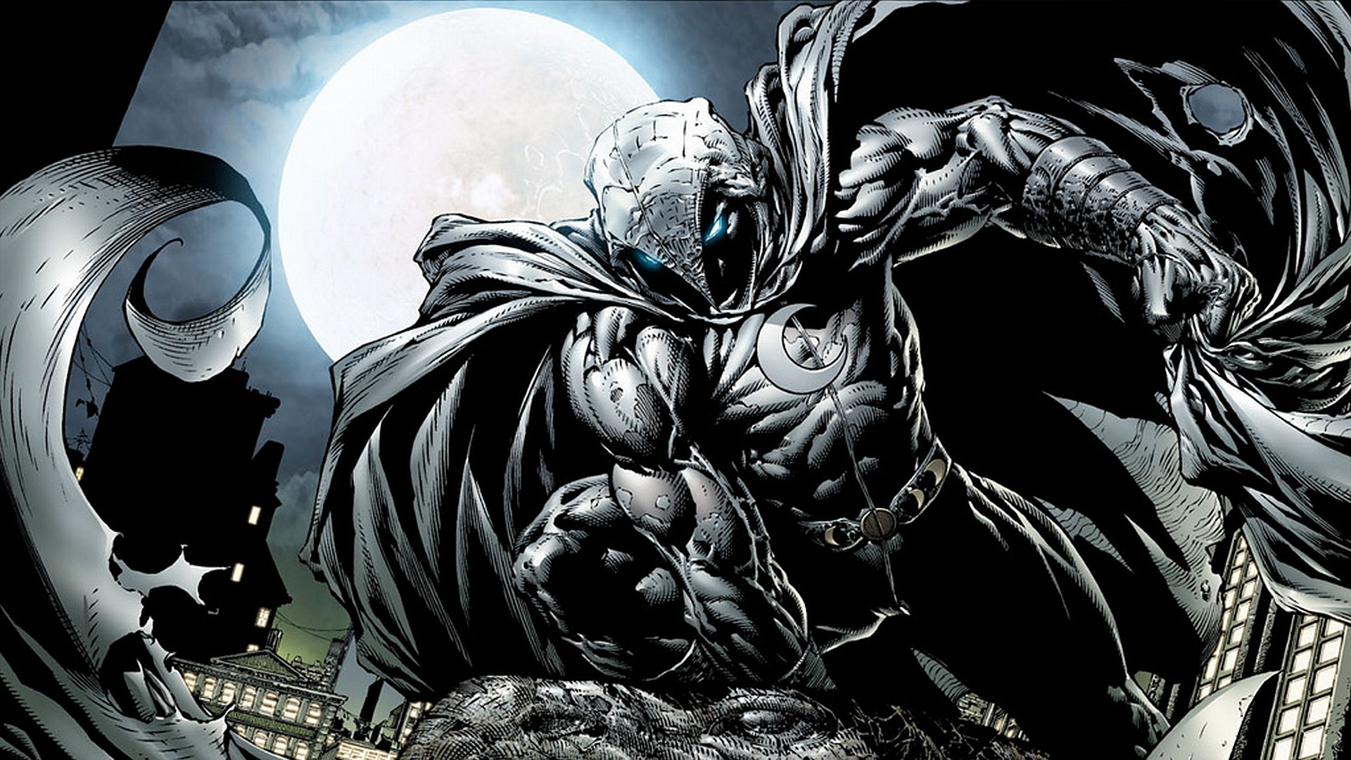 1920x1080 53 Moon Knight HD Wallpapers | Backgrounds - Wallpaper Abyss - Page 2