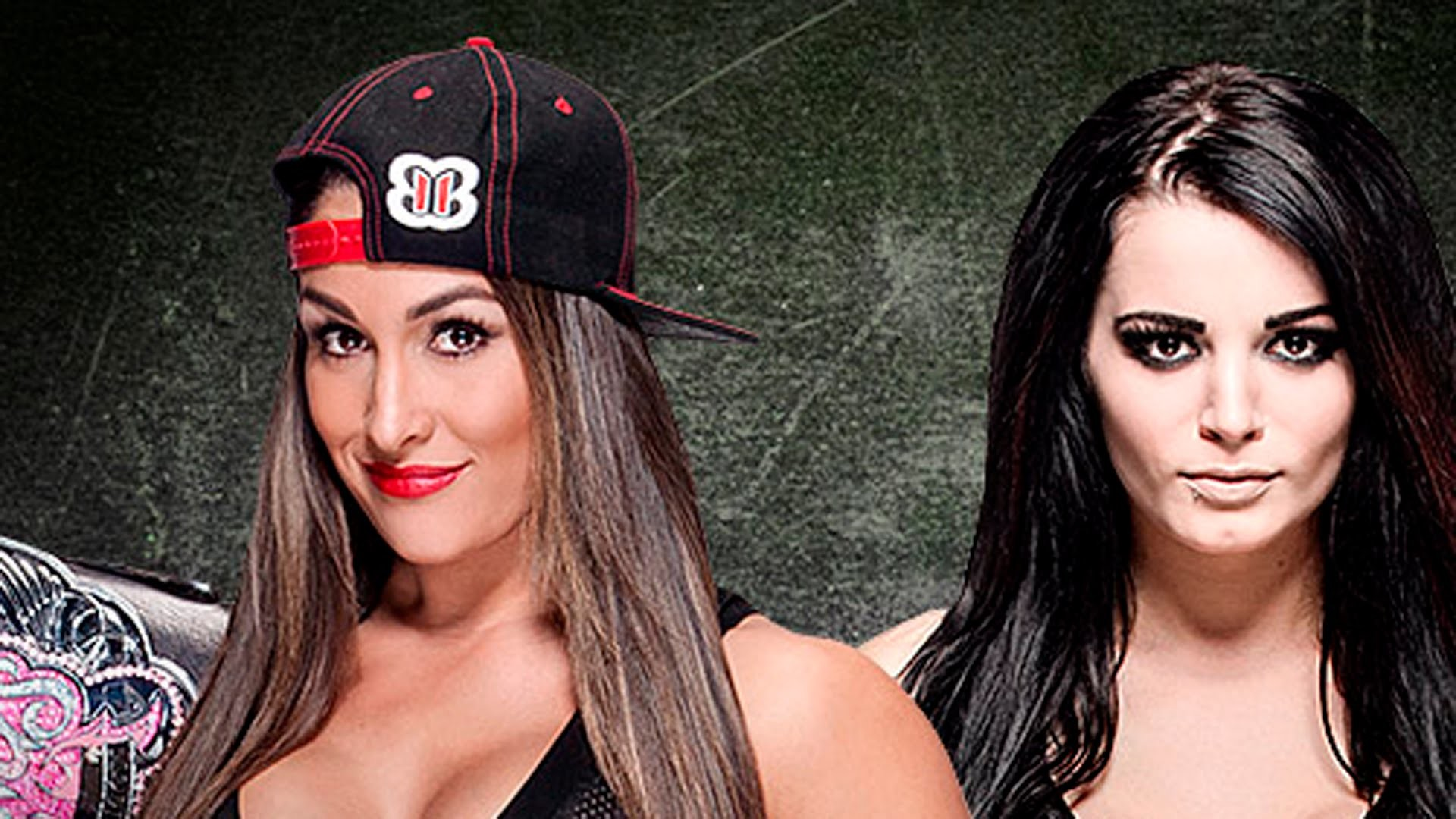 1920x1080 Paige vs. Nikki Bella - WWE Divas Championship - Money in the Bank WWE 2K15  Simulation - YouTube